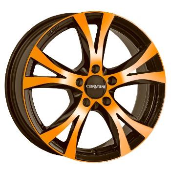 "Carmani Wheels Carmani "" 9 Compete "" 6,5 x 16 Audi,Ford,Fiat,Mercedes,Mitsubishi,Nissan,Renault,Seat,Skoda,VW ....."