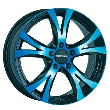 "Carmani Wheels Carmani "" 9 Compete "" 7,5x 17 Audi,Ford,Fiat,Mercedes,Mitsubishi,Nissan,Renault,Seat,Skoda,VW ....."