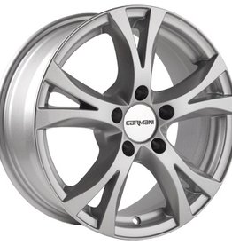 "Carmani Wheels Carmani "" 9 Compete "" 8 x 17 Audi,BMW Mini,Ford,Mercedes,Seat,Skoda,VW ....."