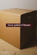 Bierpakket Stout pakket met 6 verschillende bieren