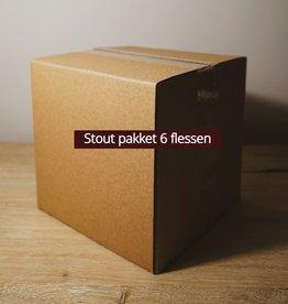Bierpakket Stout pakket 6 bieren