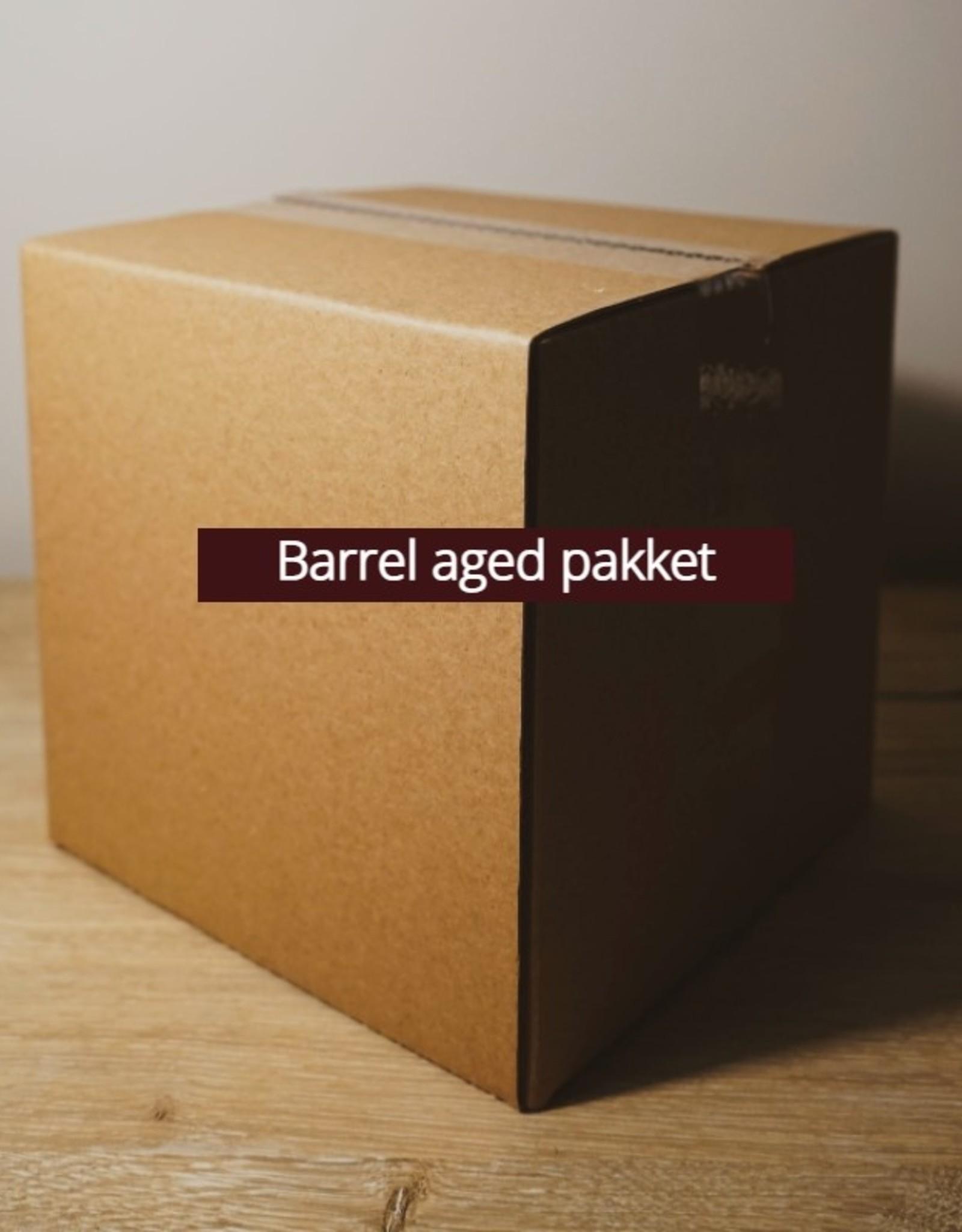 Bierpakket Bierpakket met 12 barrel aged flessen