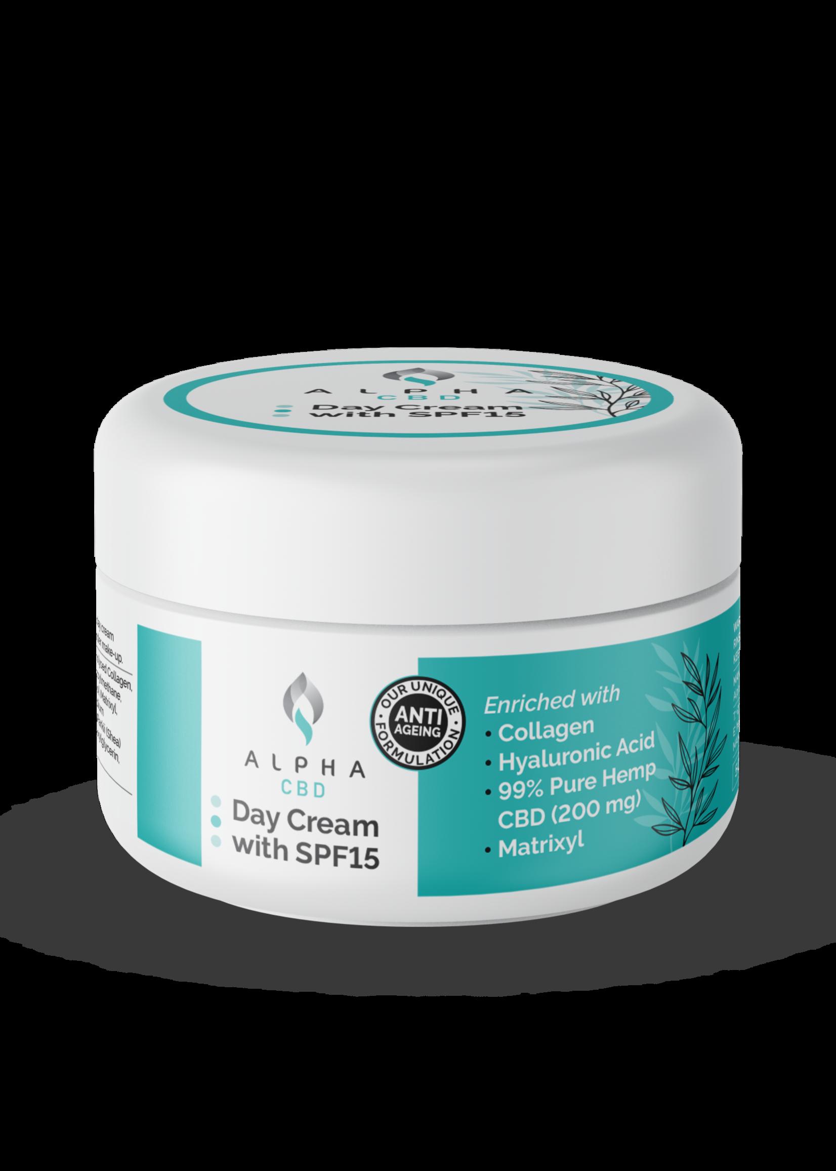 Alpha CBD - Female Day cream