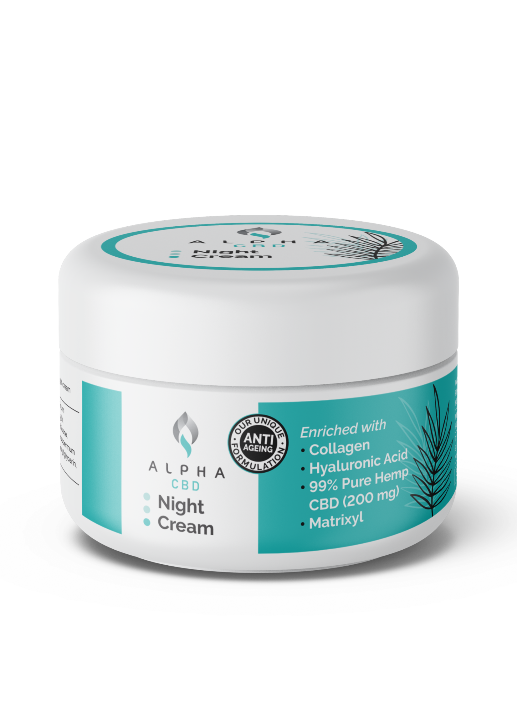Alpha CBD - Female Night cream