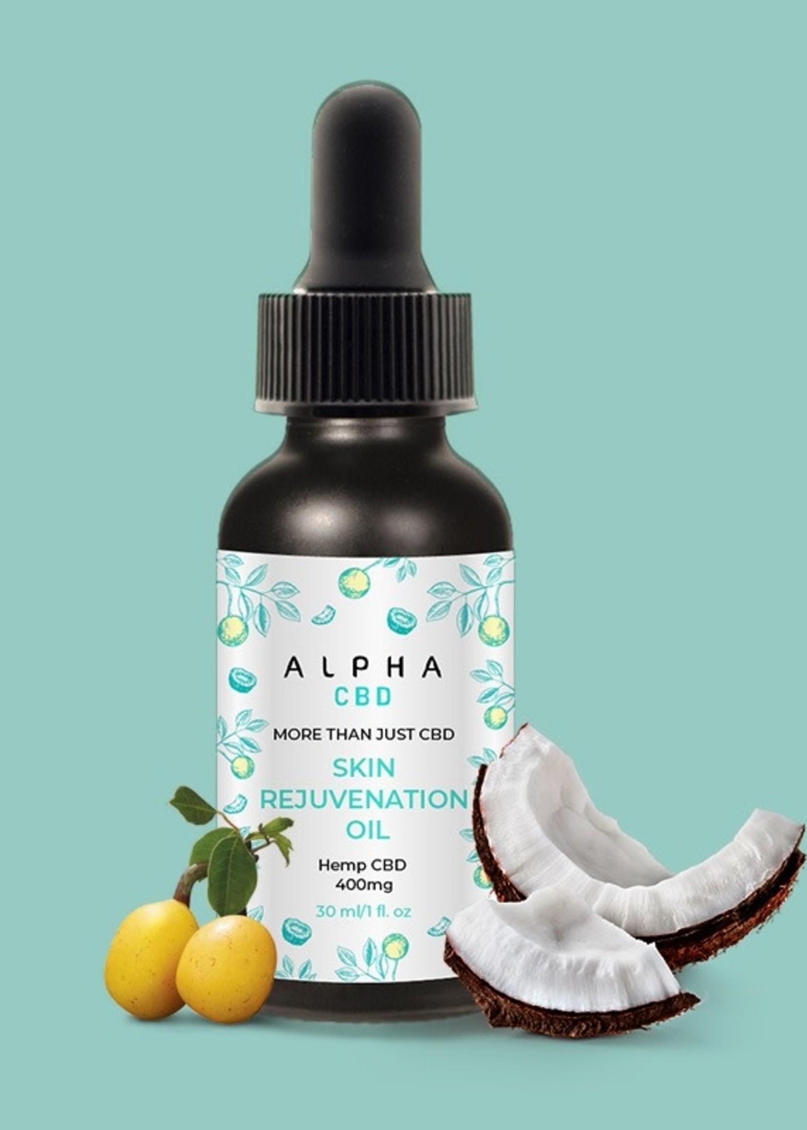 Alpha CBD - Face oil