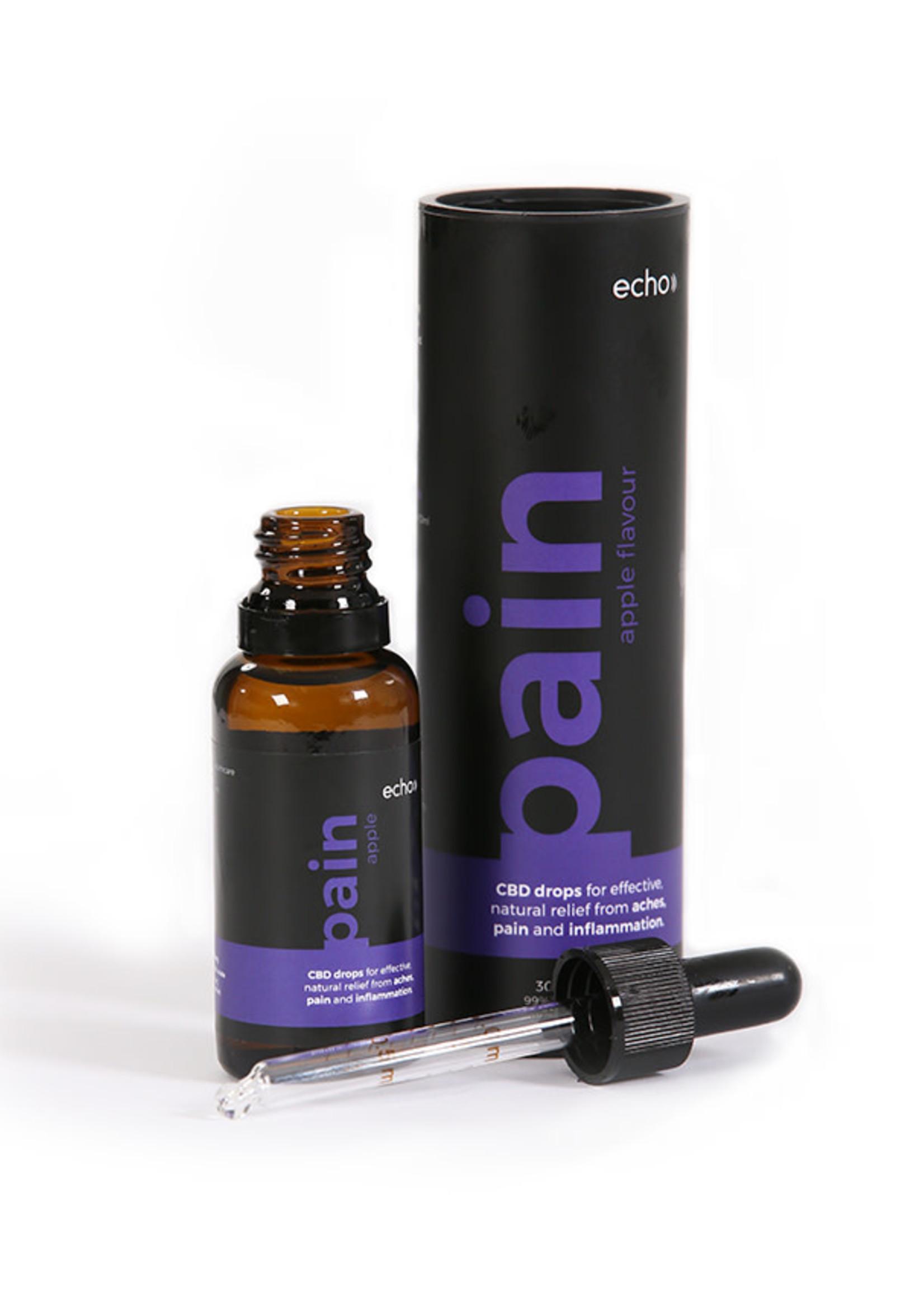 Echo CBD oil - pain