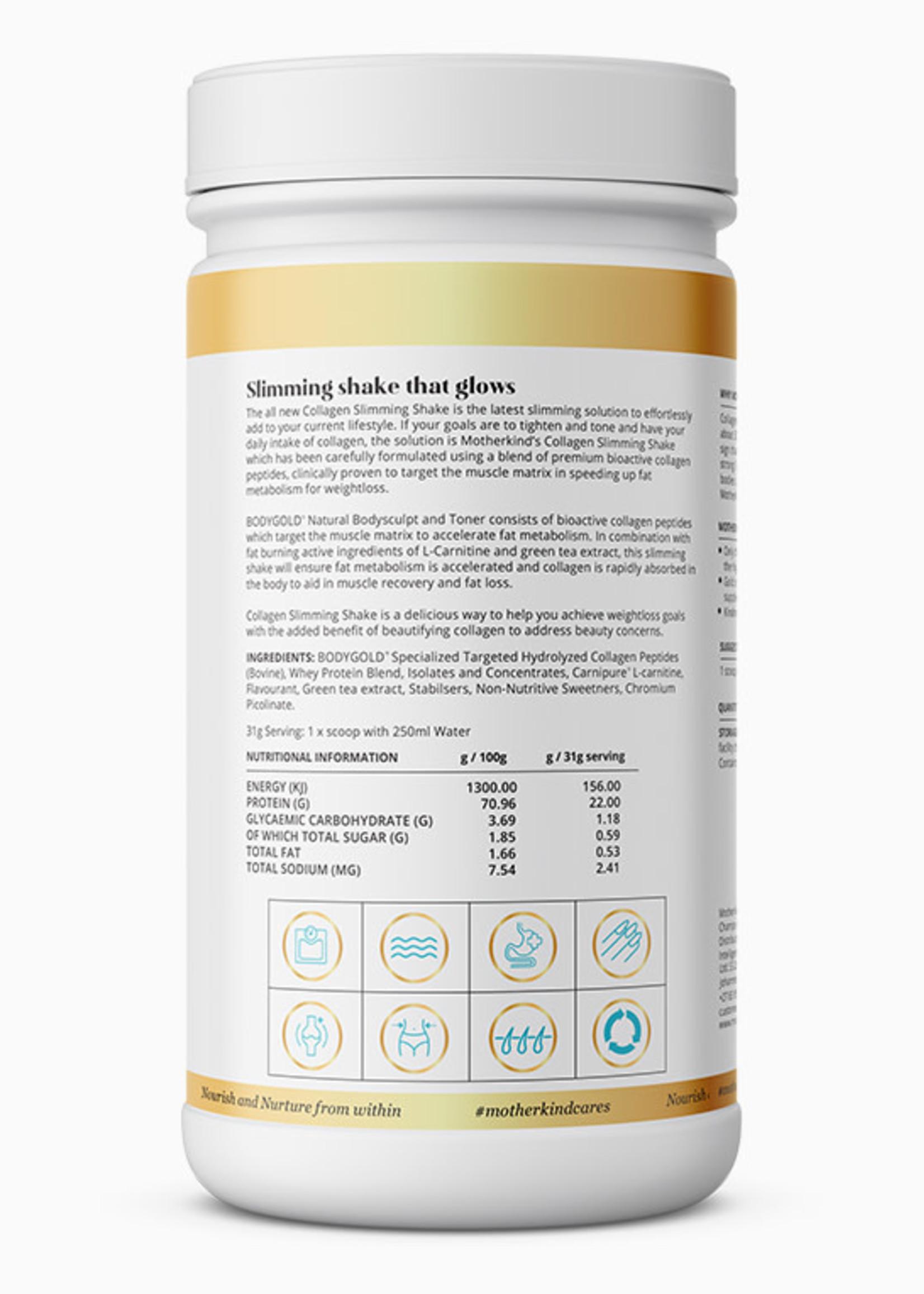 Motherkind Motherkind - Collagen slimming shake