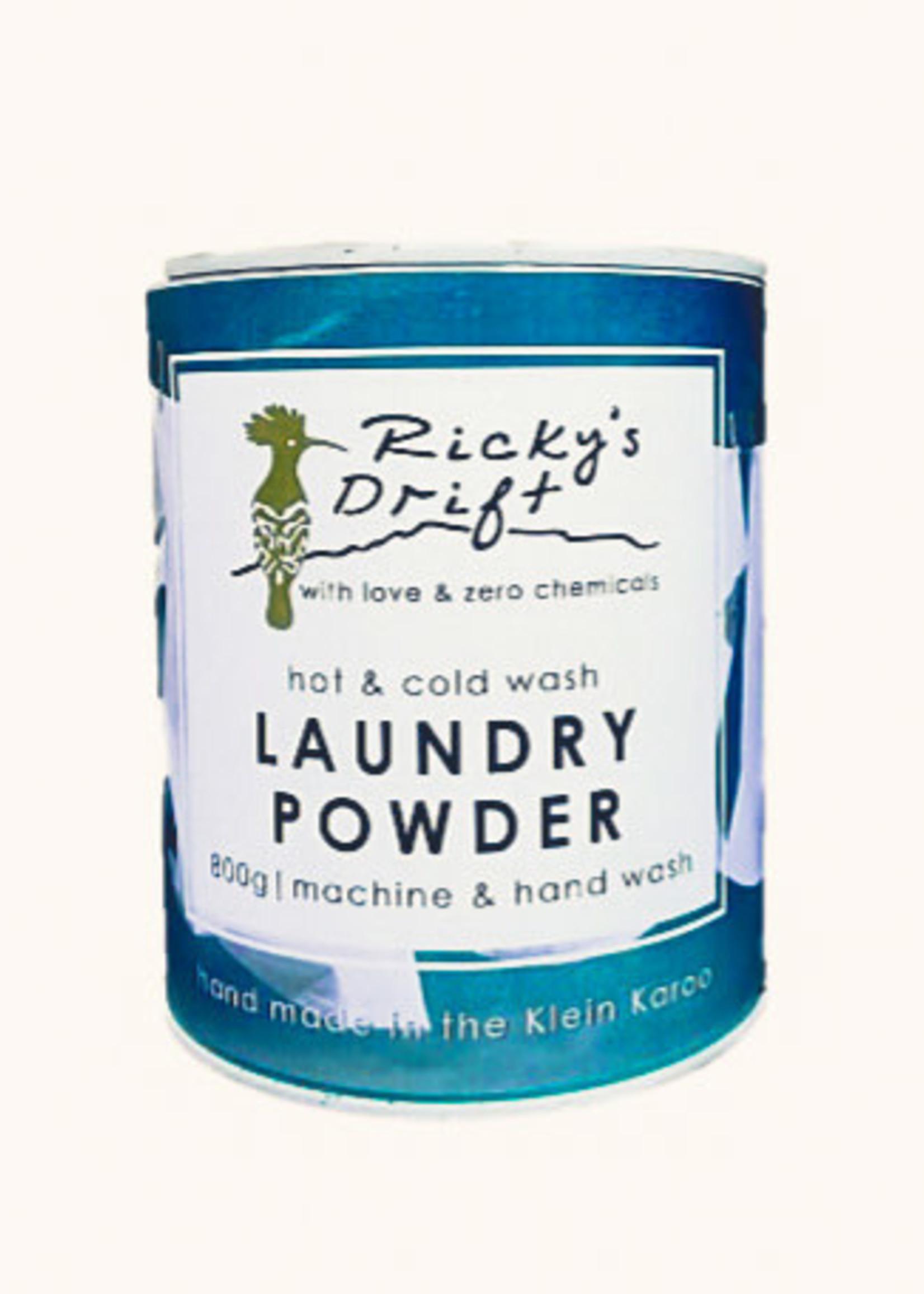 Ricky's Drift - Laundry powder