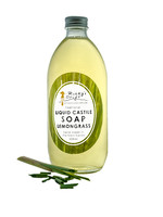 Ricky'S Drift - Liquid Castile Soap Lemongrass