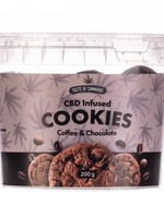 Toc CBD Cookies - Coffee & Chocolate