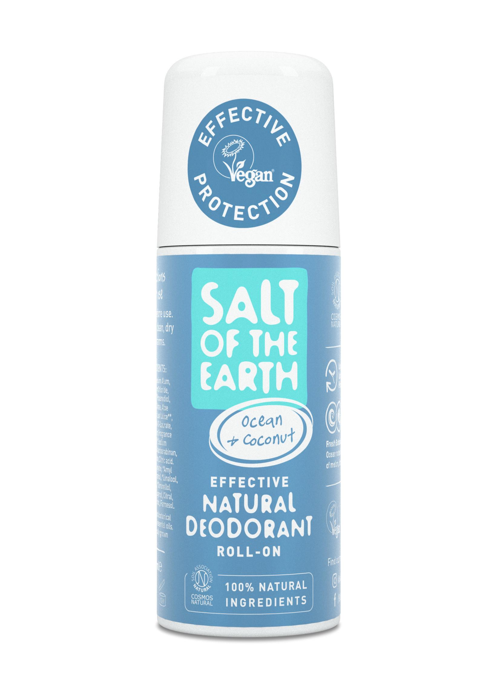 Deodorant roll-on - Ocean & coconut