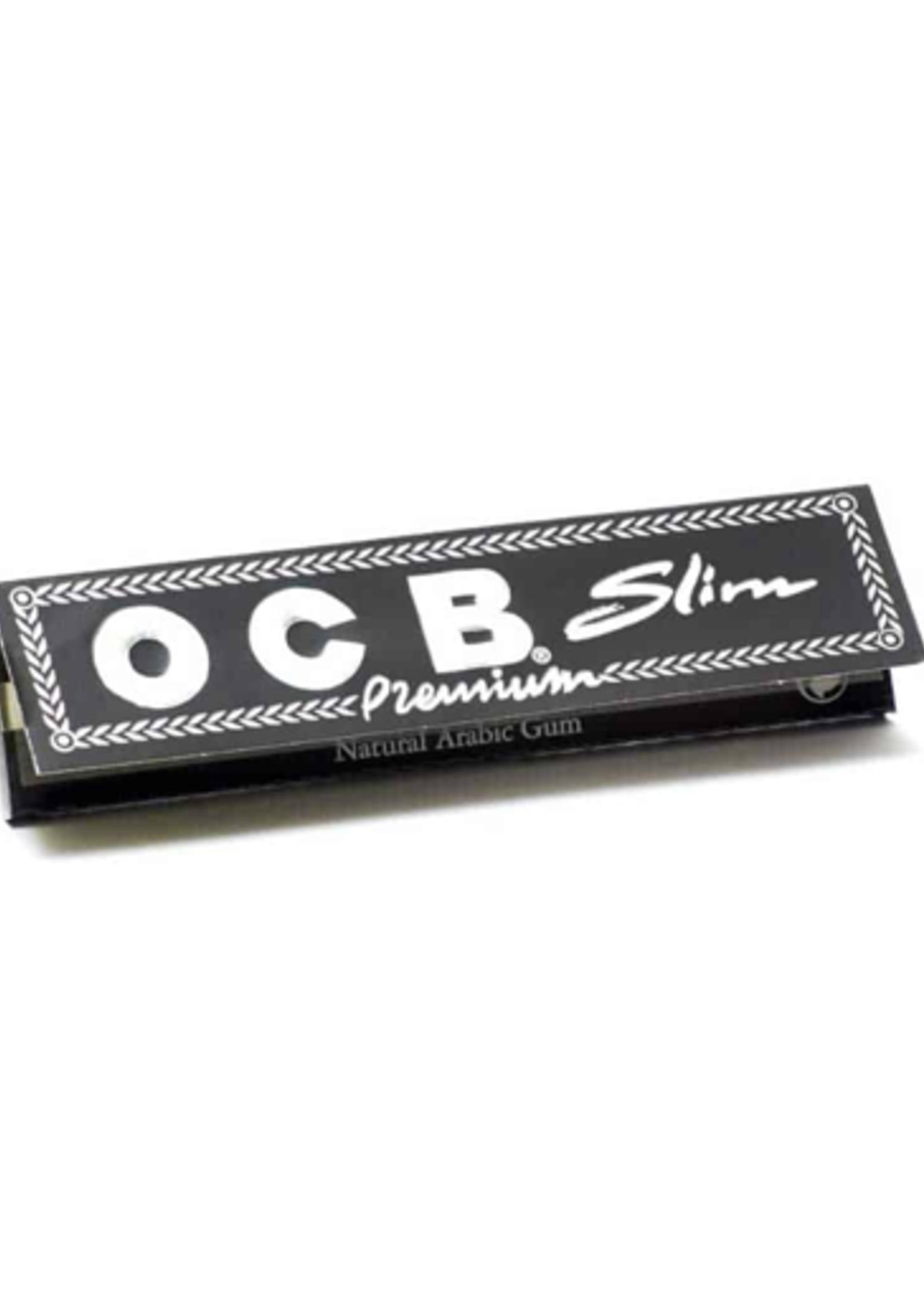 OCB - Slim premium paper & tips
