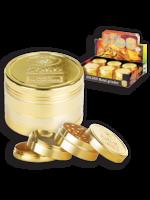 Herb Grinder - Gold
