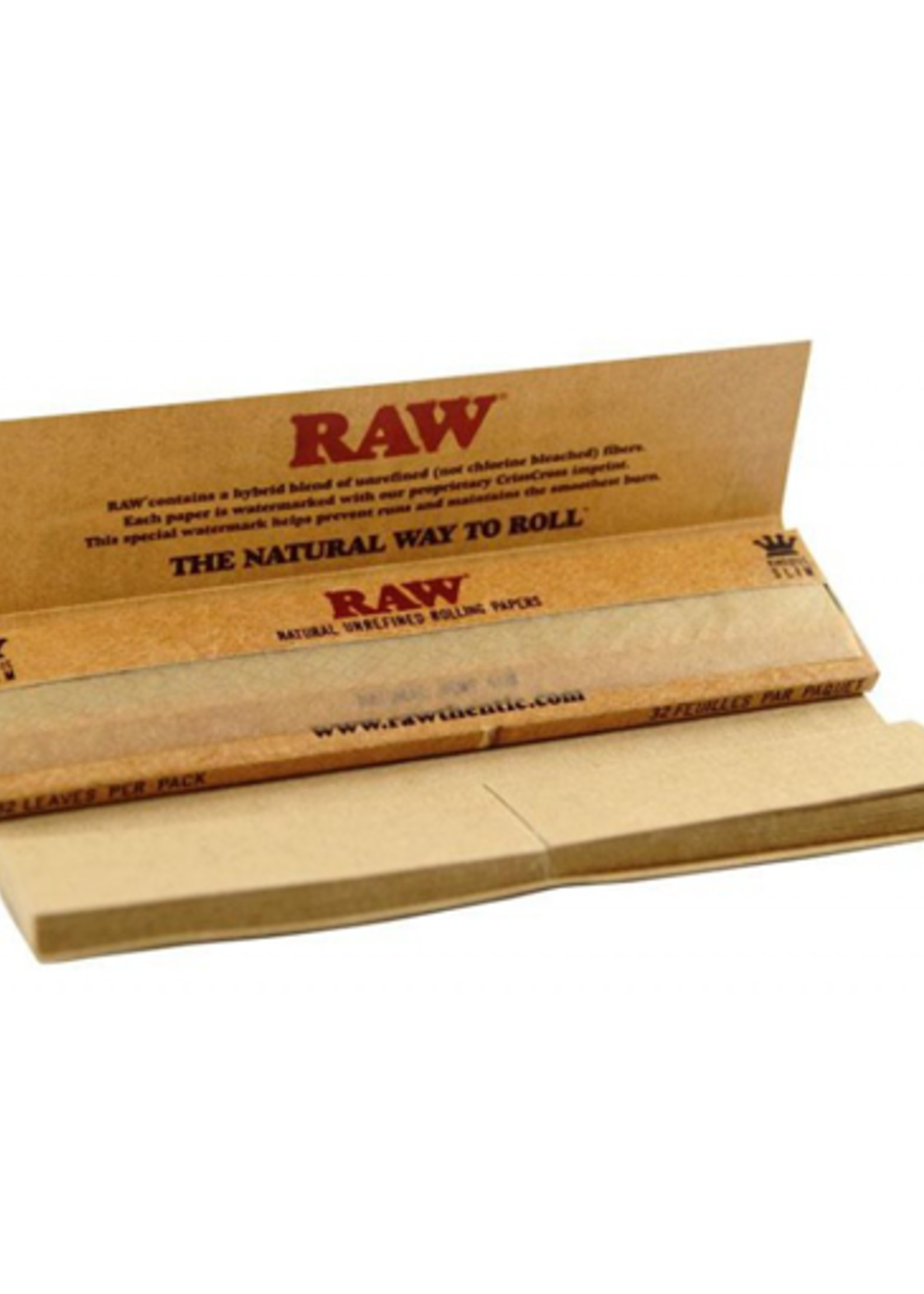 RAW - Paper & tips