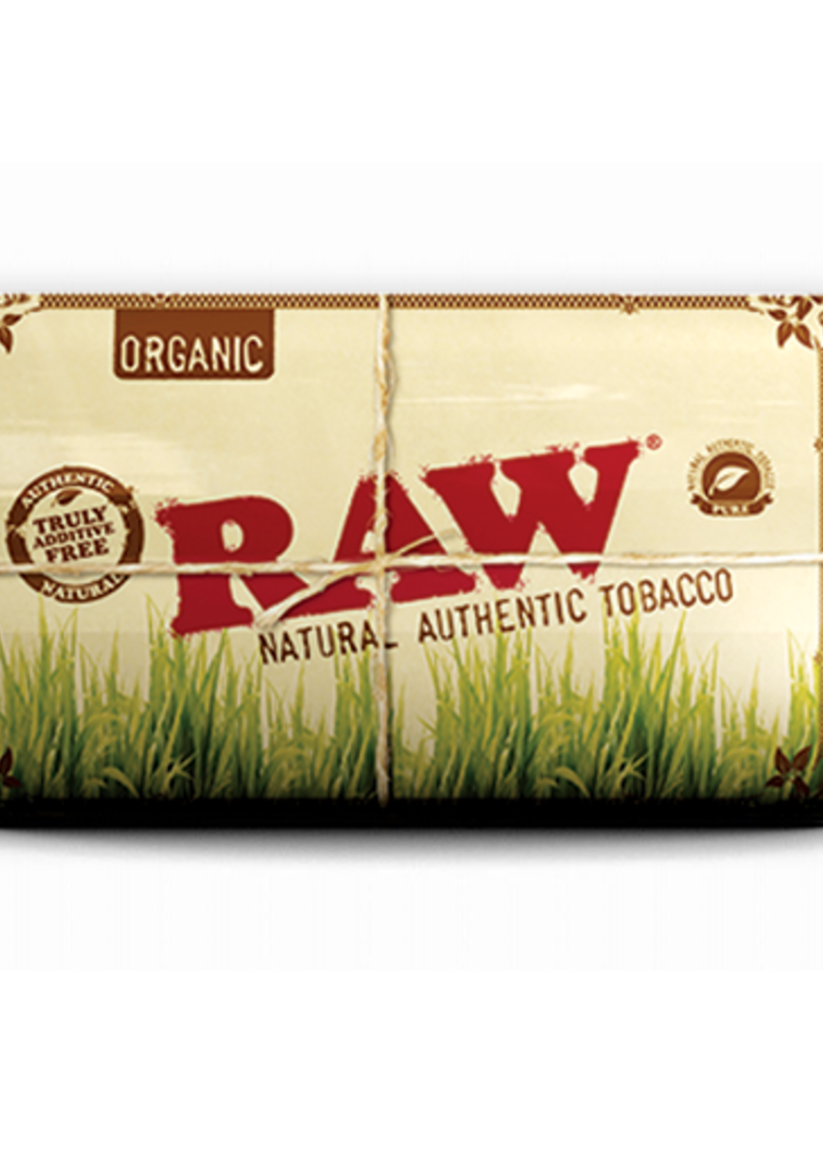 RAW - Organic rolling tobacco