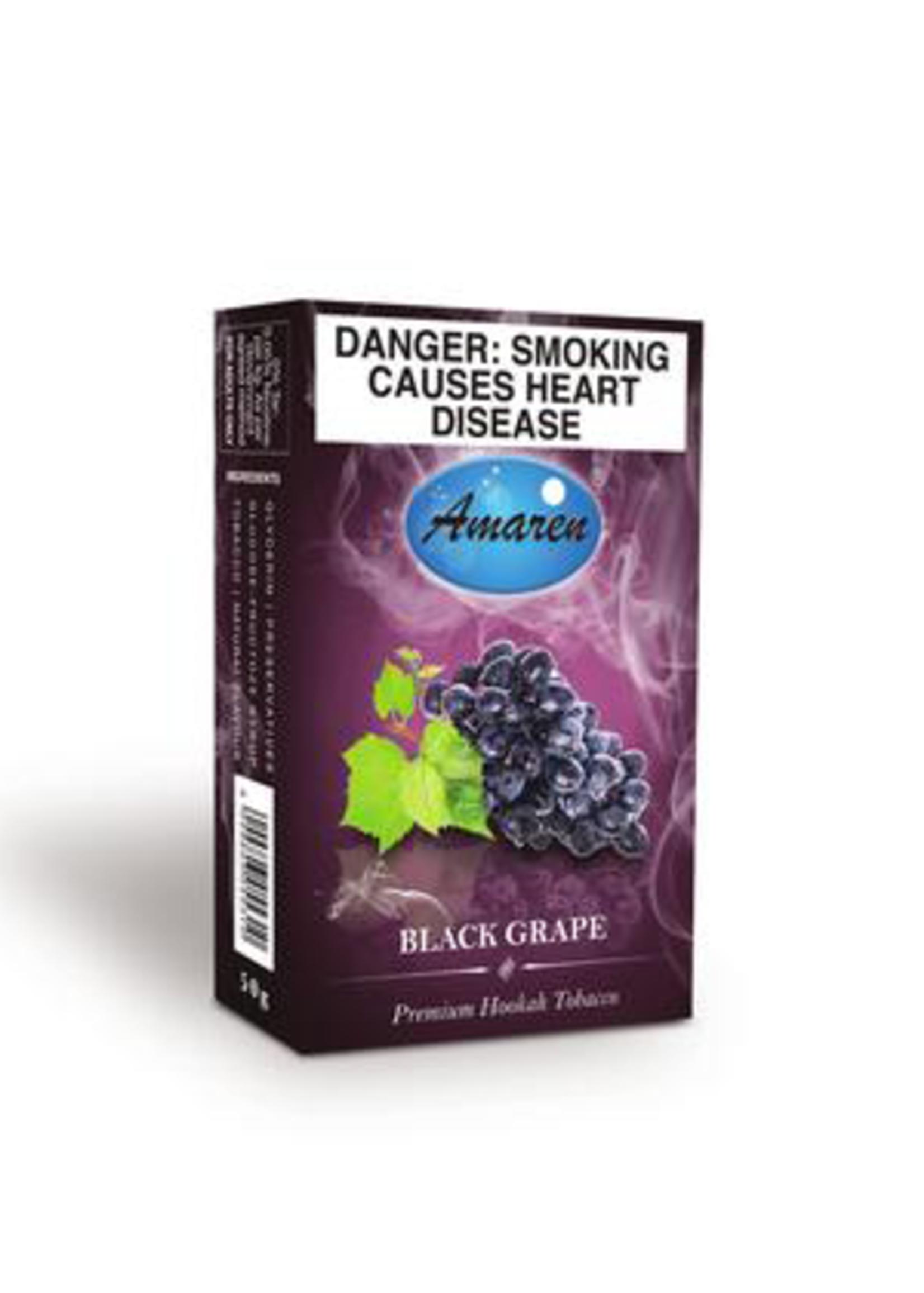 Amaren hubbly flavour - black grape