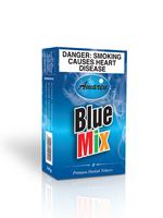 Amaren Hubbly Flavour - Blue Mix