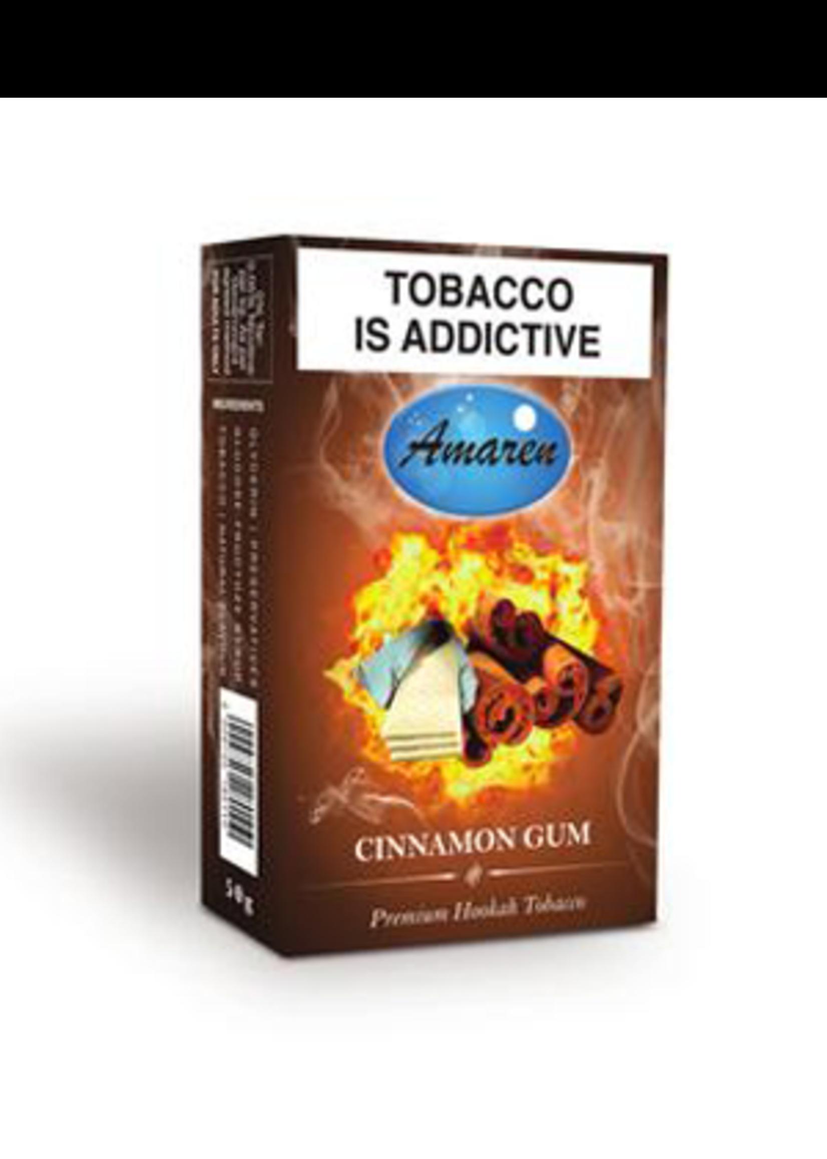 Amaren hubbly flavour - cinnamon gum