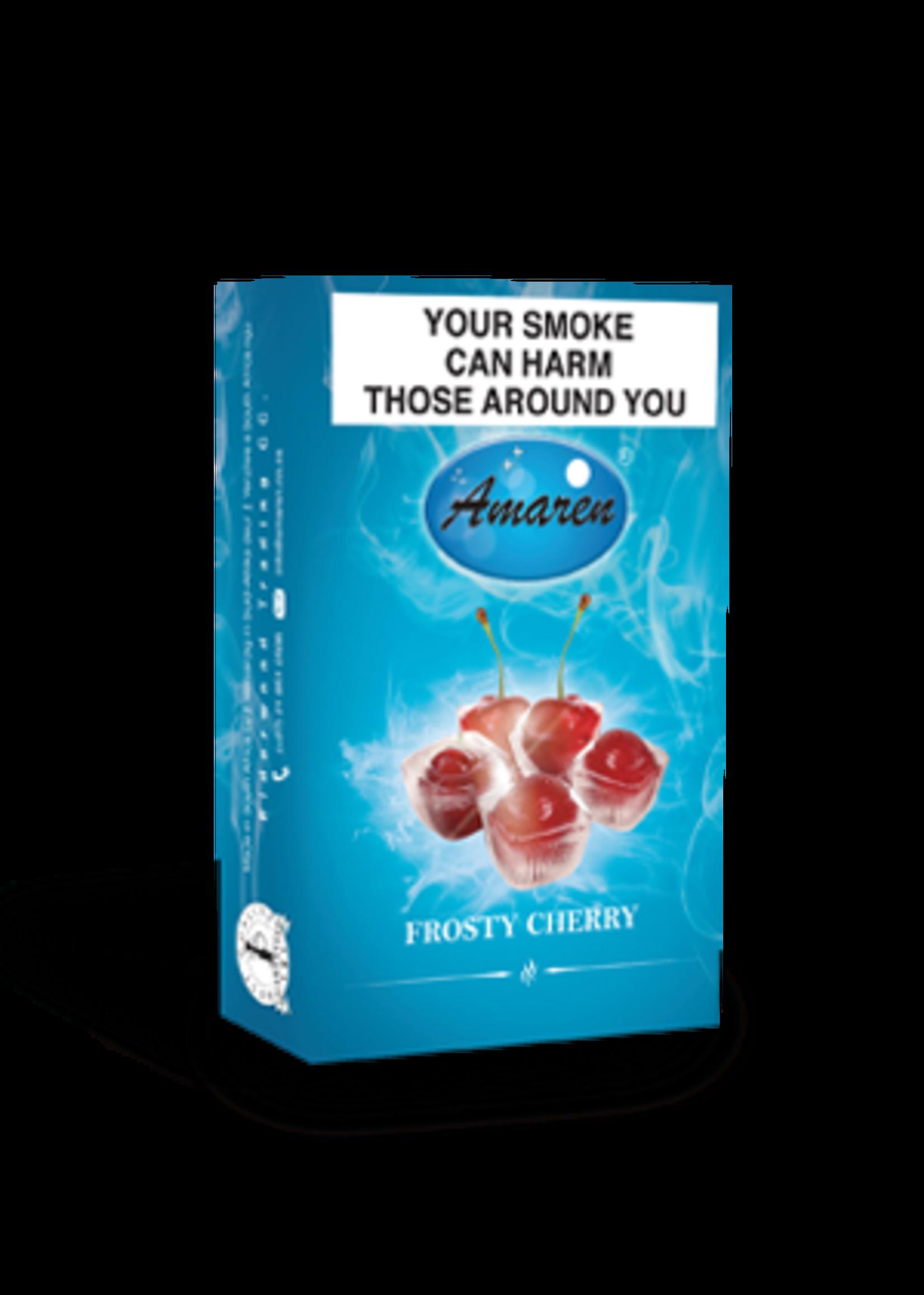 Amaren hubbly flavour - frosty cherry
