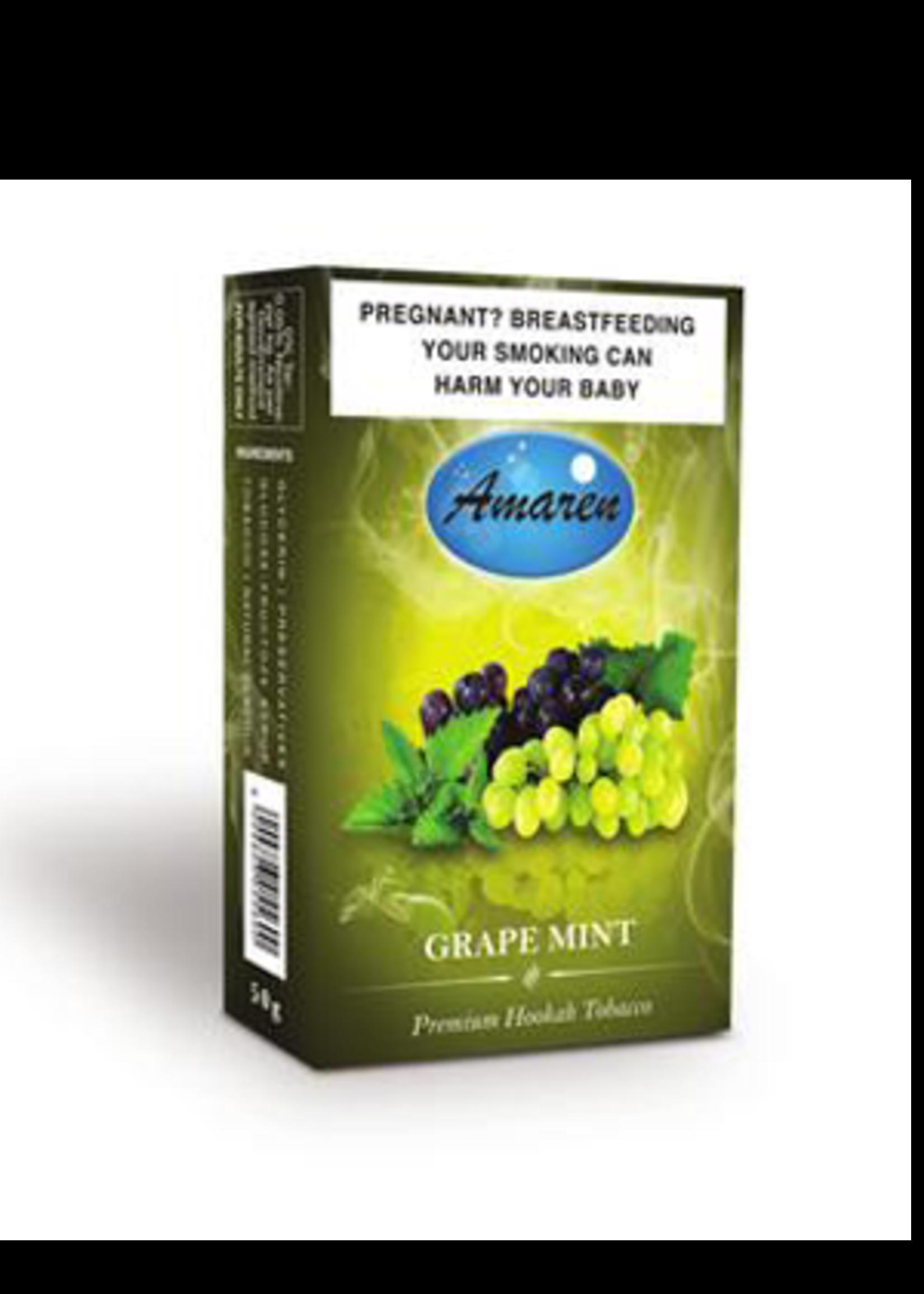 Amaren hubbly flavour - grape mint