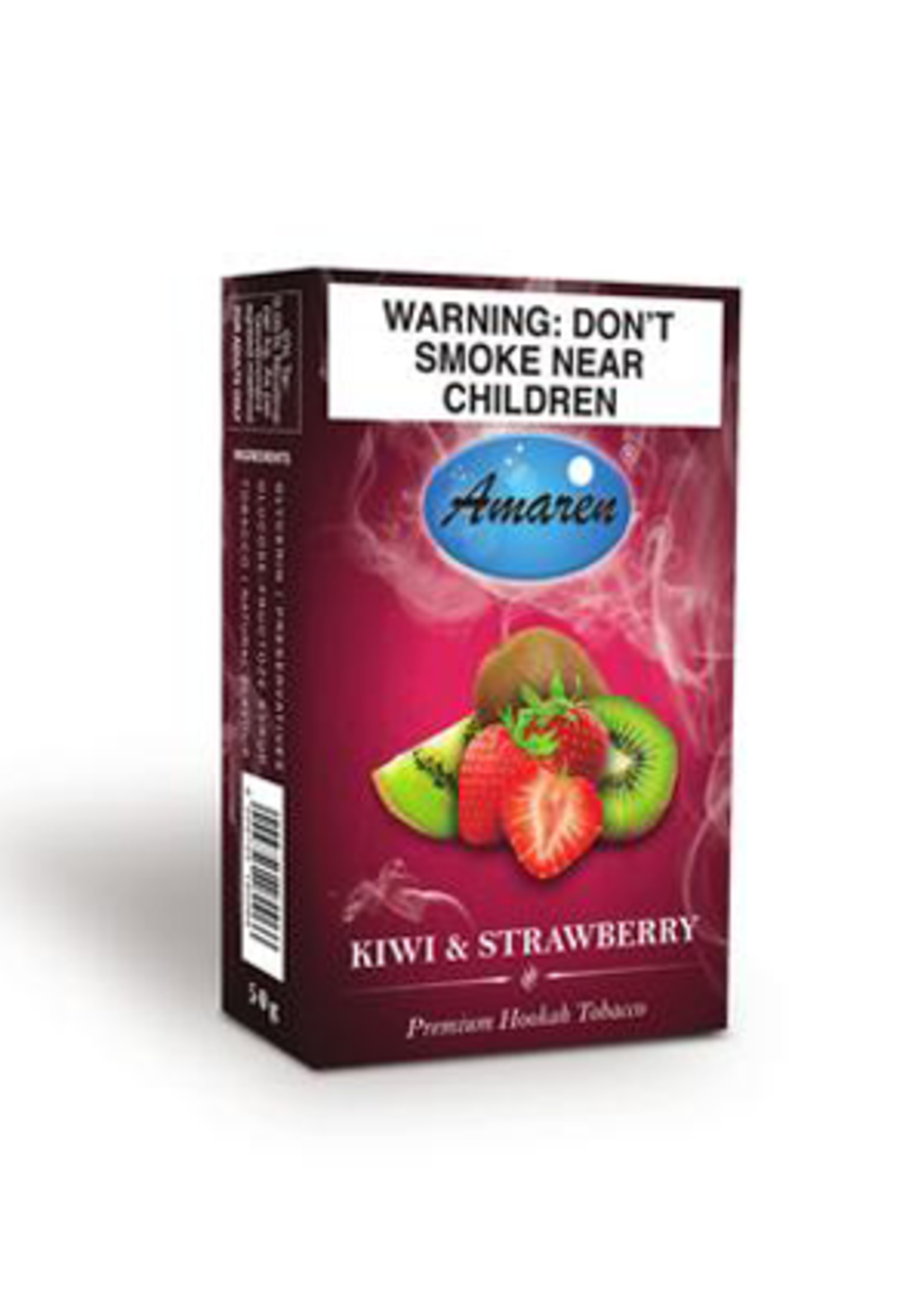 Amaren hubbly flavour - kiwi & strawberry