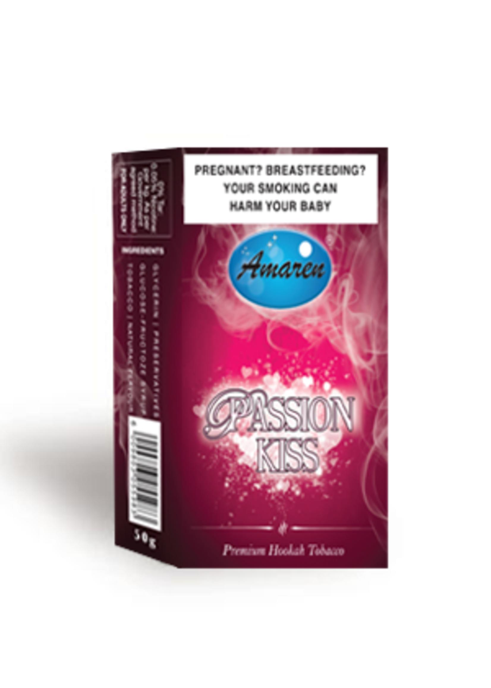 Amaren hubbly flavour - passion kiss