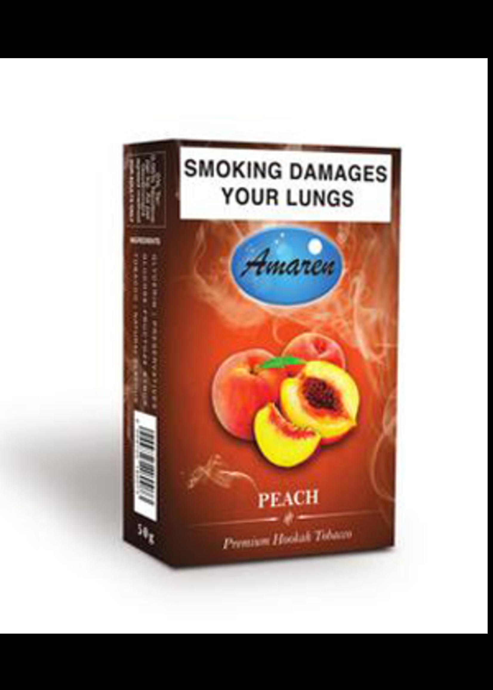 Amaren hubbly flavour - peach