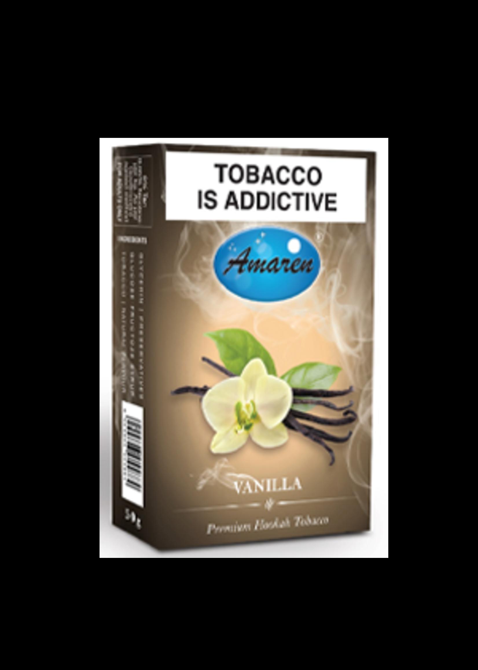 Amaren hubbly flavour - vanilla