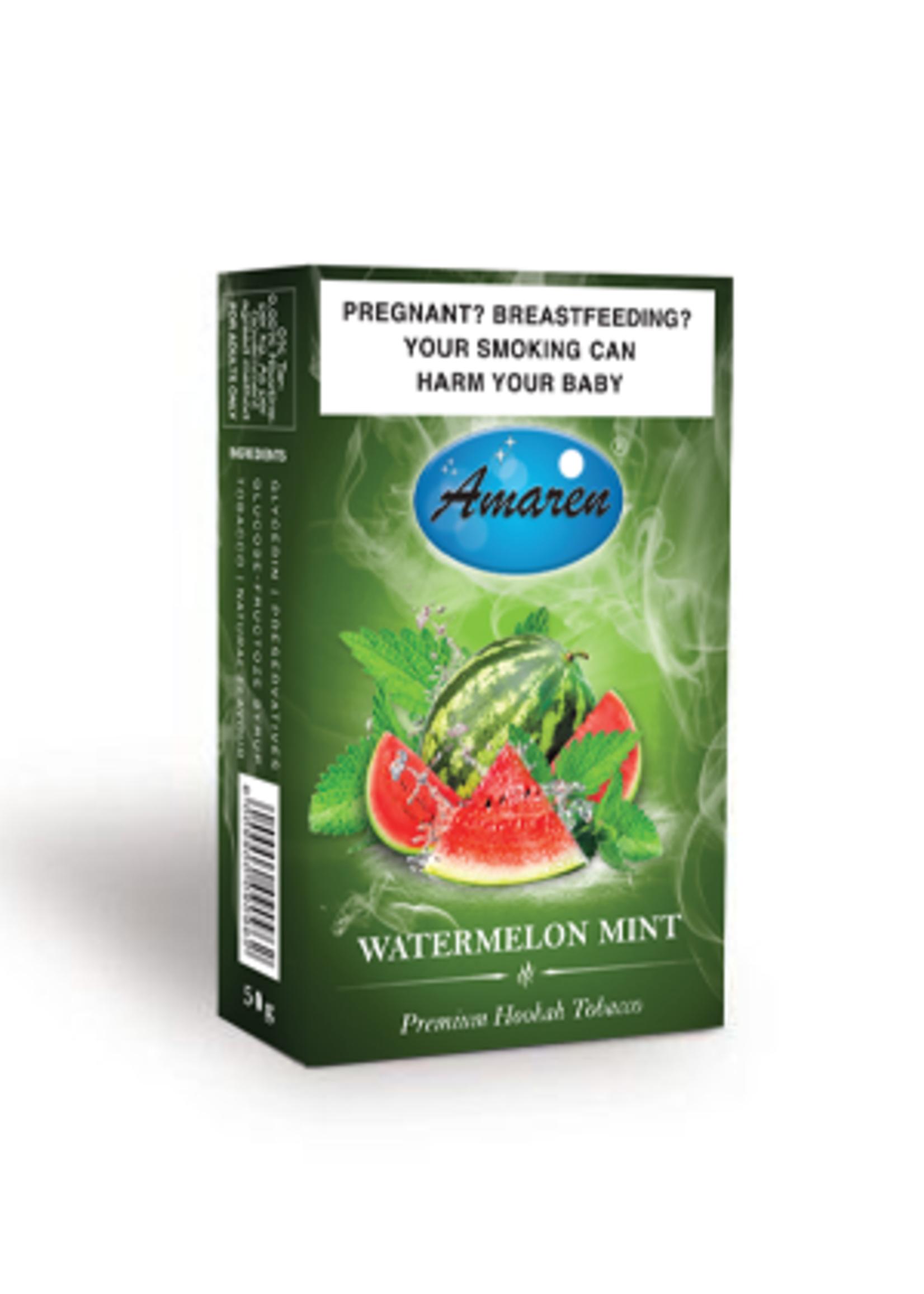 Amaren Hubbly Flavour - Watermelon Mint
