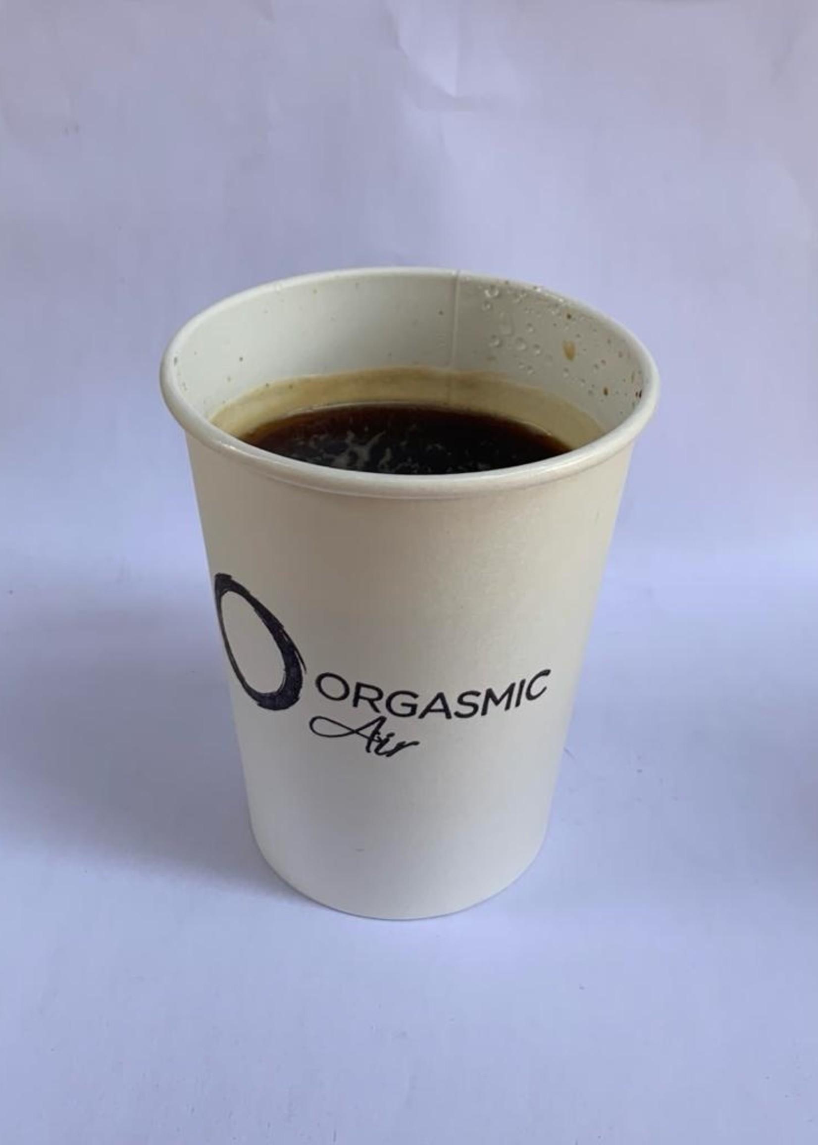 Organic & Air CBD infused americano