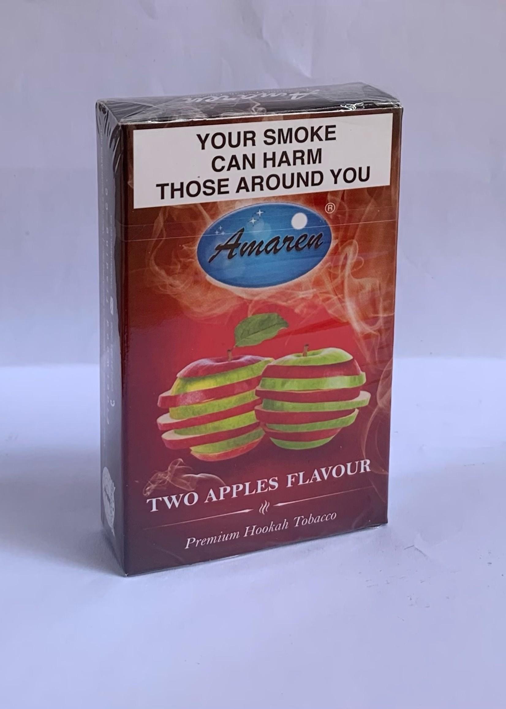 Amaren hubbly flavour - two apple