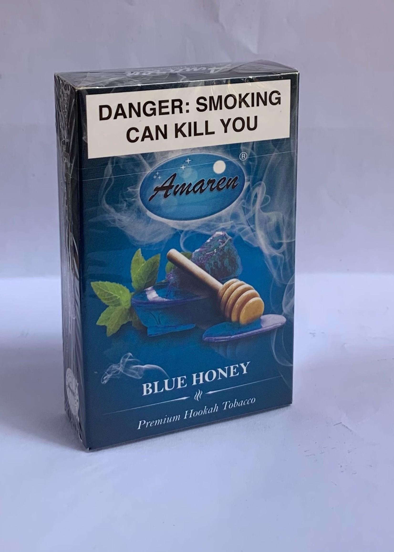 Amaren hubbly flavour - blue honey