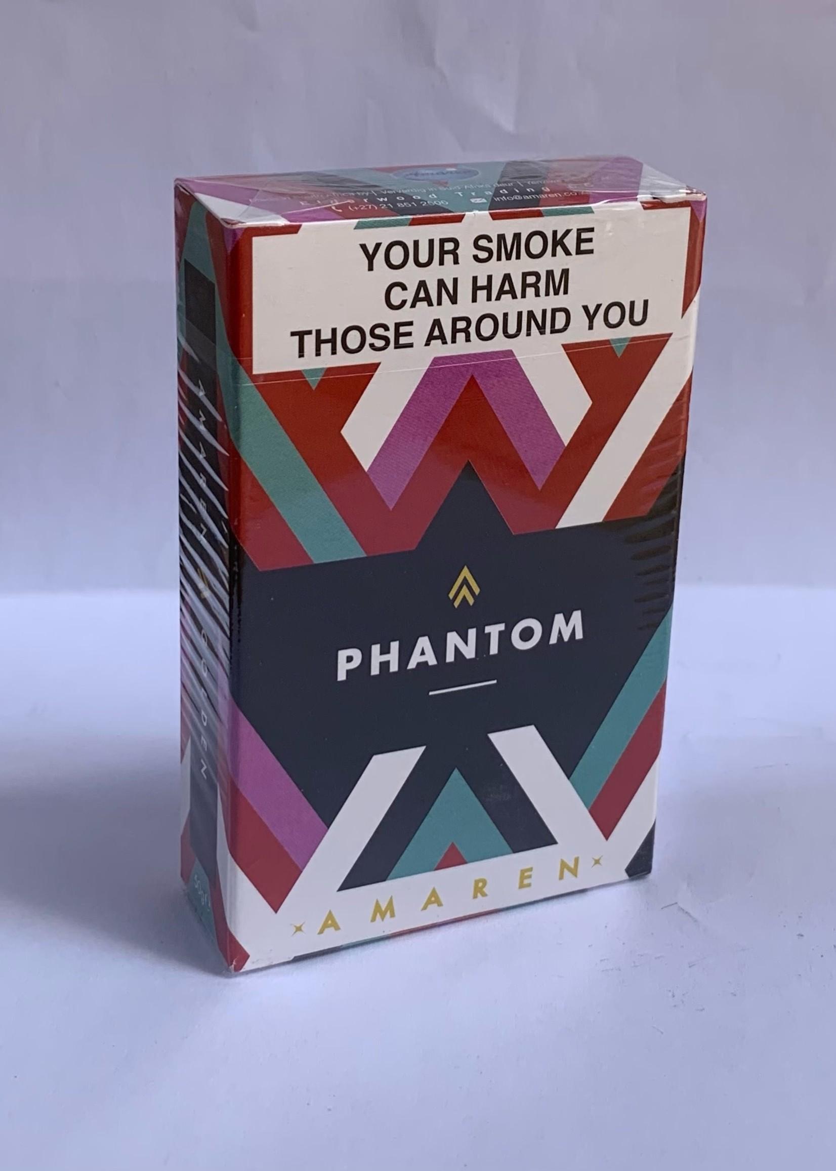 Amaren hubbly flavour - phantom