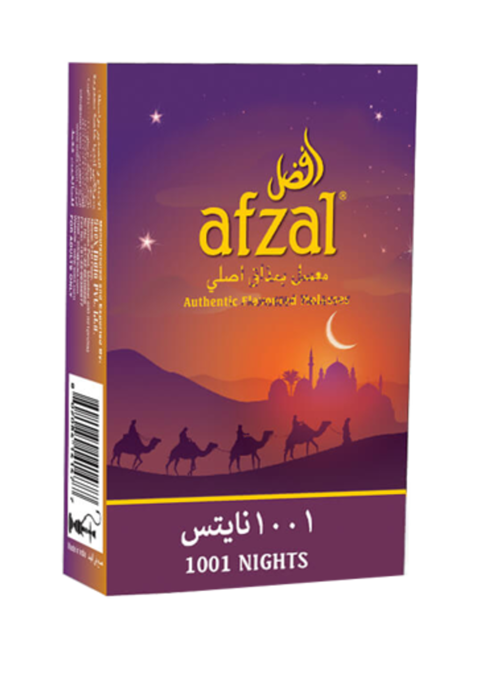 Afzal Hubbly Flavour - 1001 Nights
