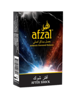Afzal hubbly flavour - after shock