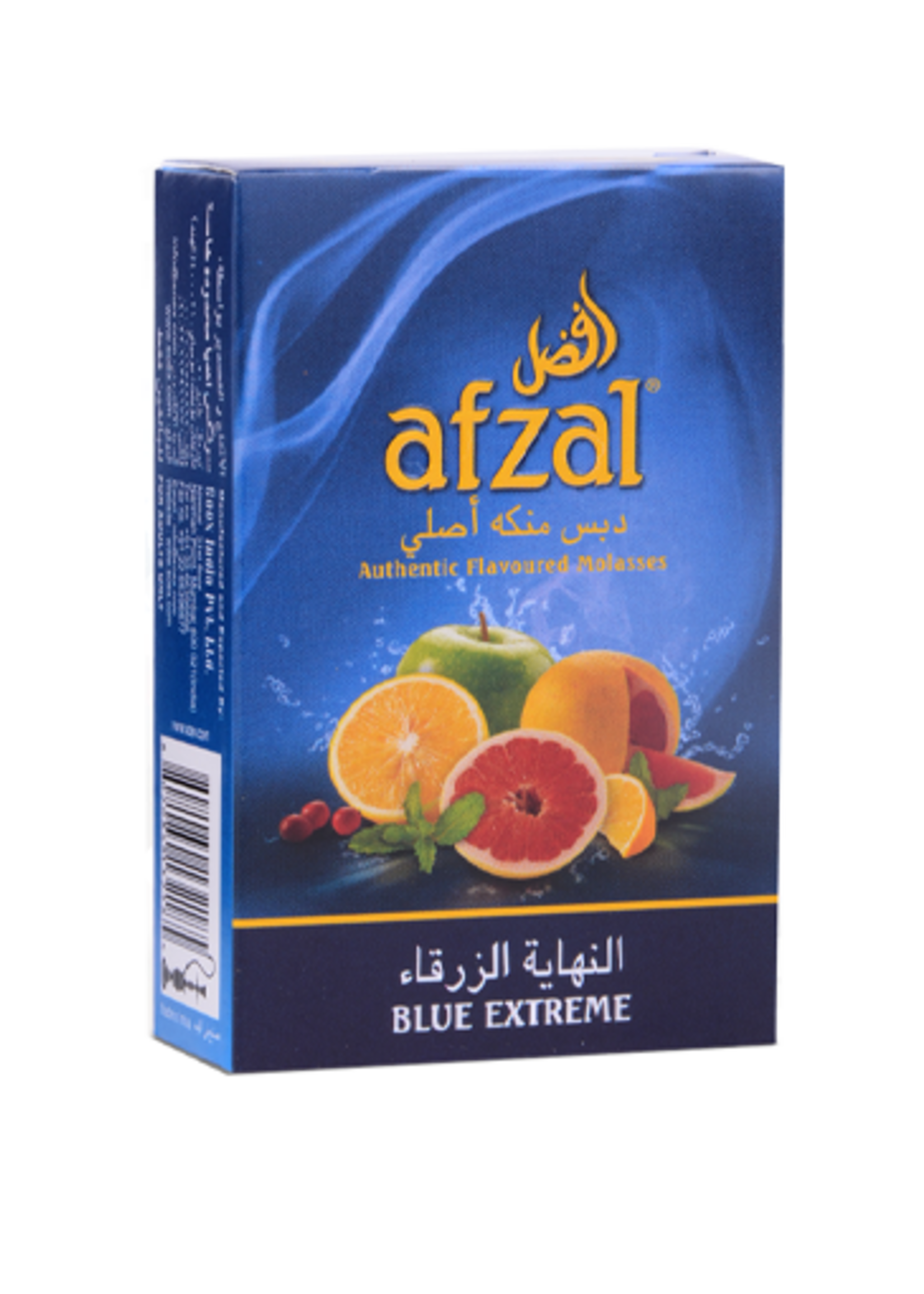Afzal hubbly flavour - blue extreme