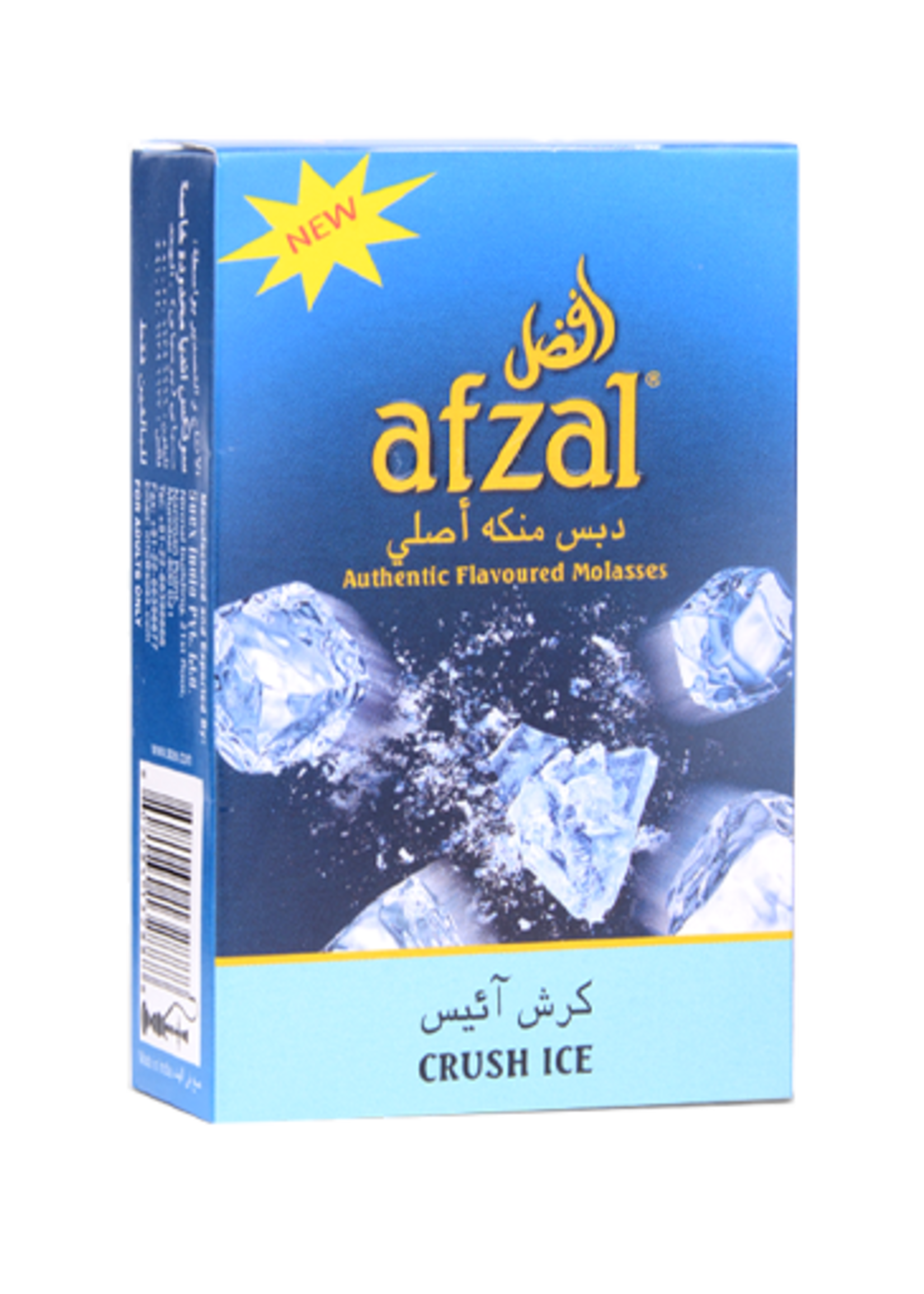 Afzal hubbly flavour - crush ice