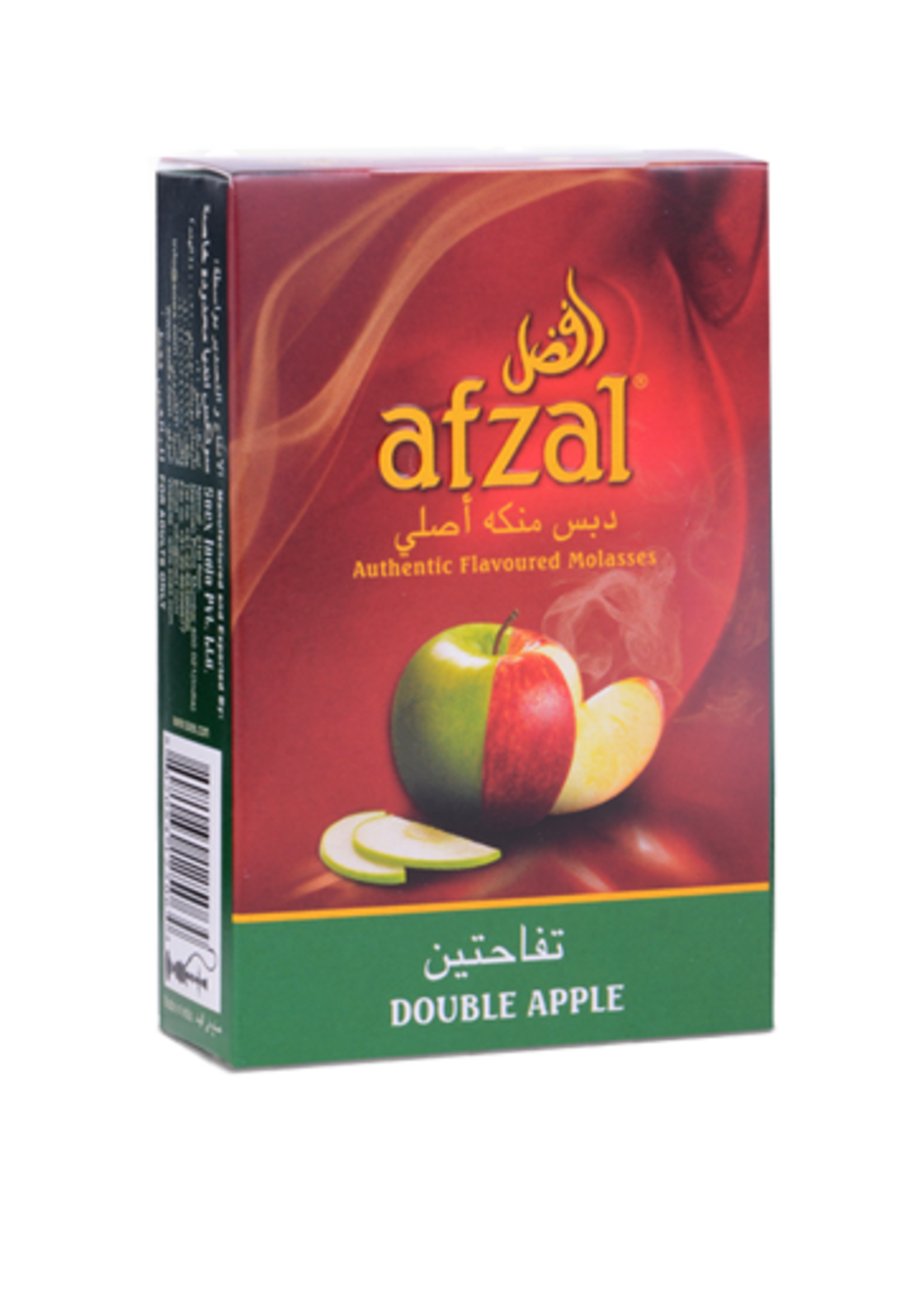 Afzal hubbly flavour - double apple