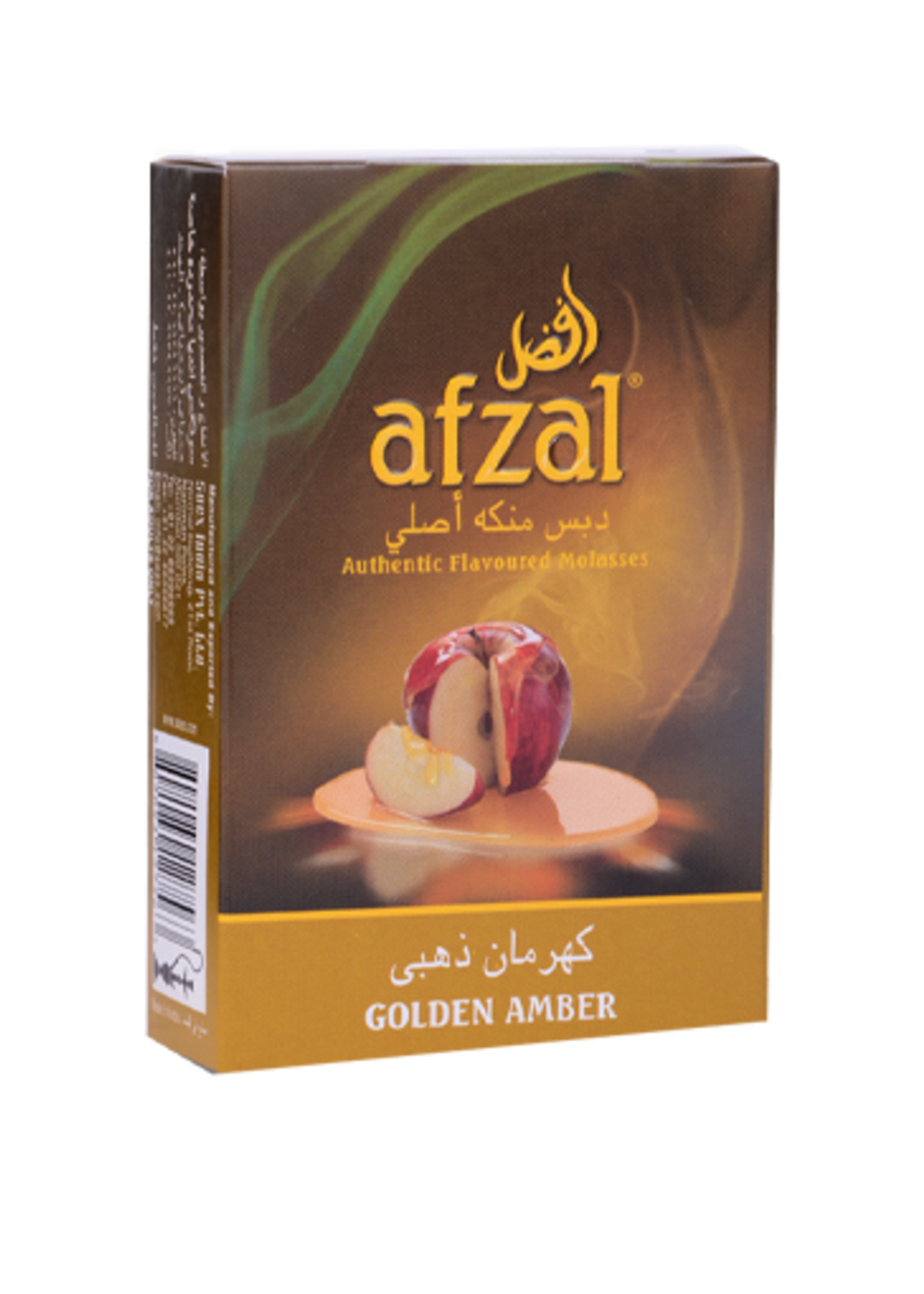 Afzal hubbly flavour - golden amber