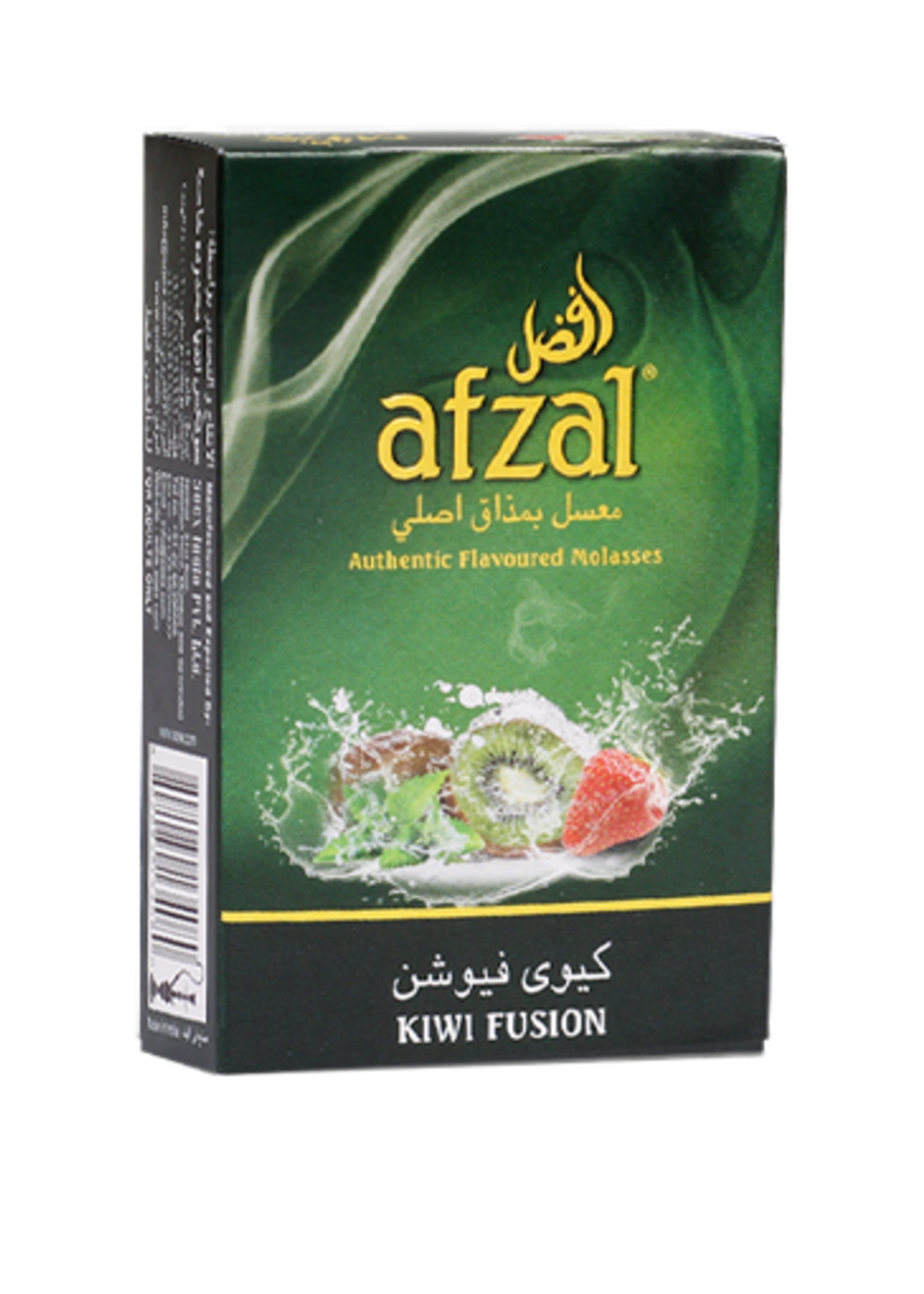 Afzal hubbly flavour - kiwi fusion