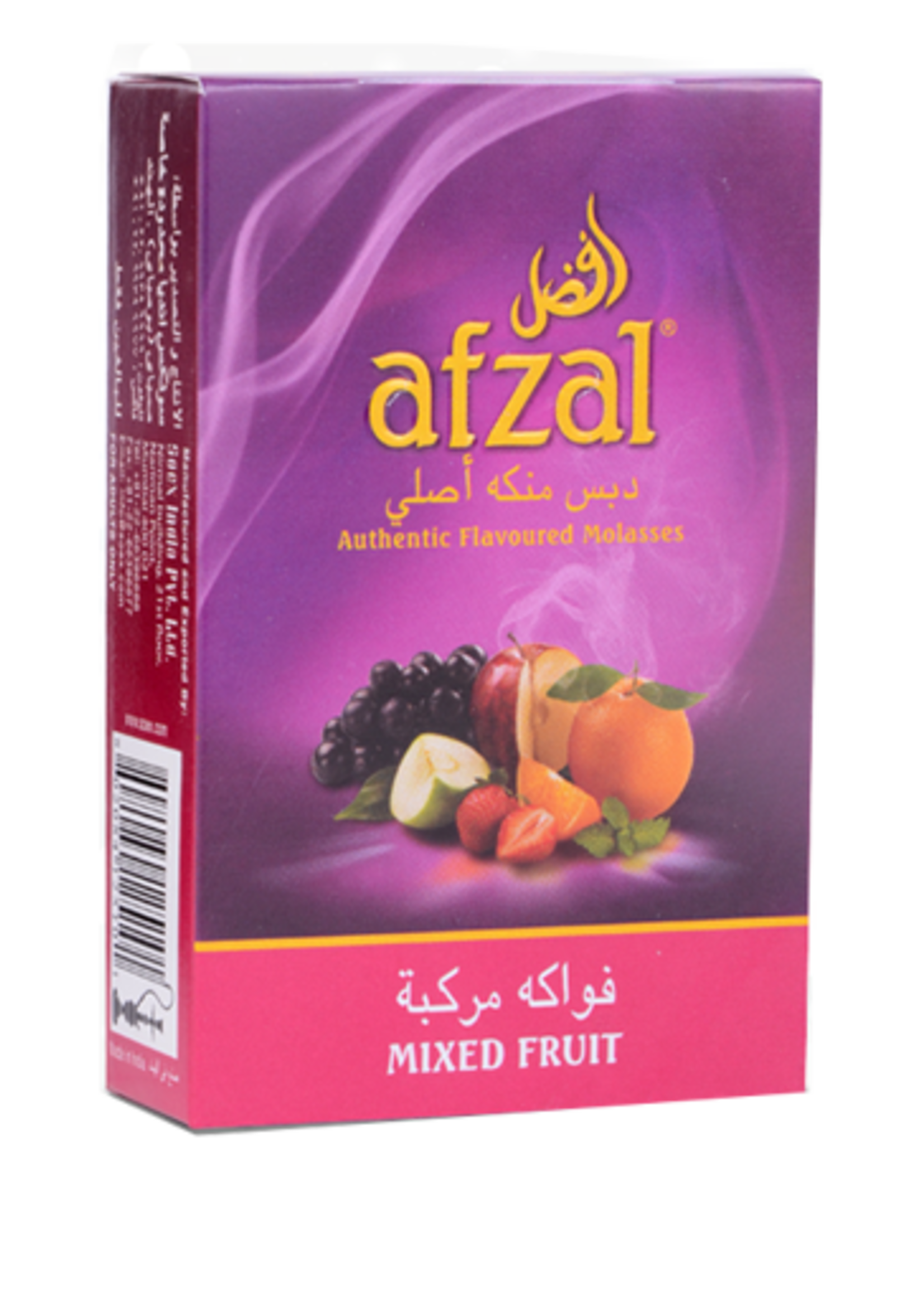 Afzal hubbly flavour - mixed fruit