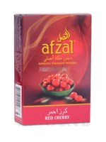 Afzal Hubbly Flavour - Red Cherry