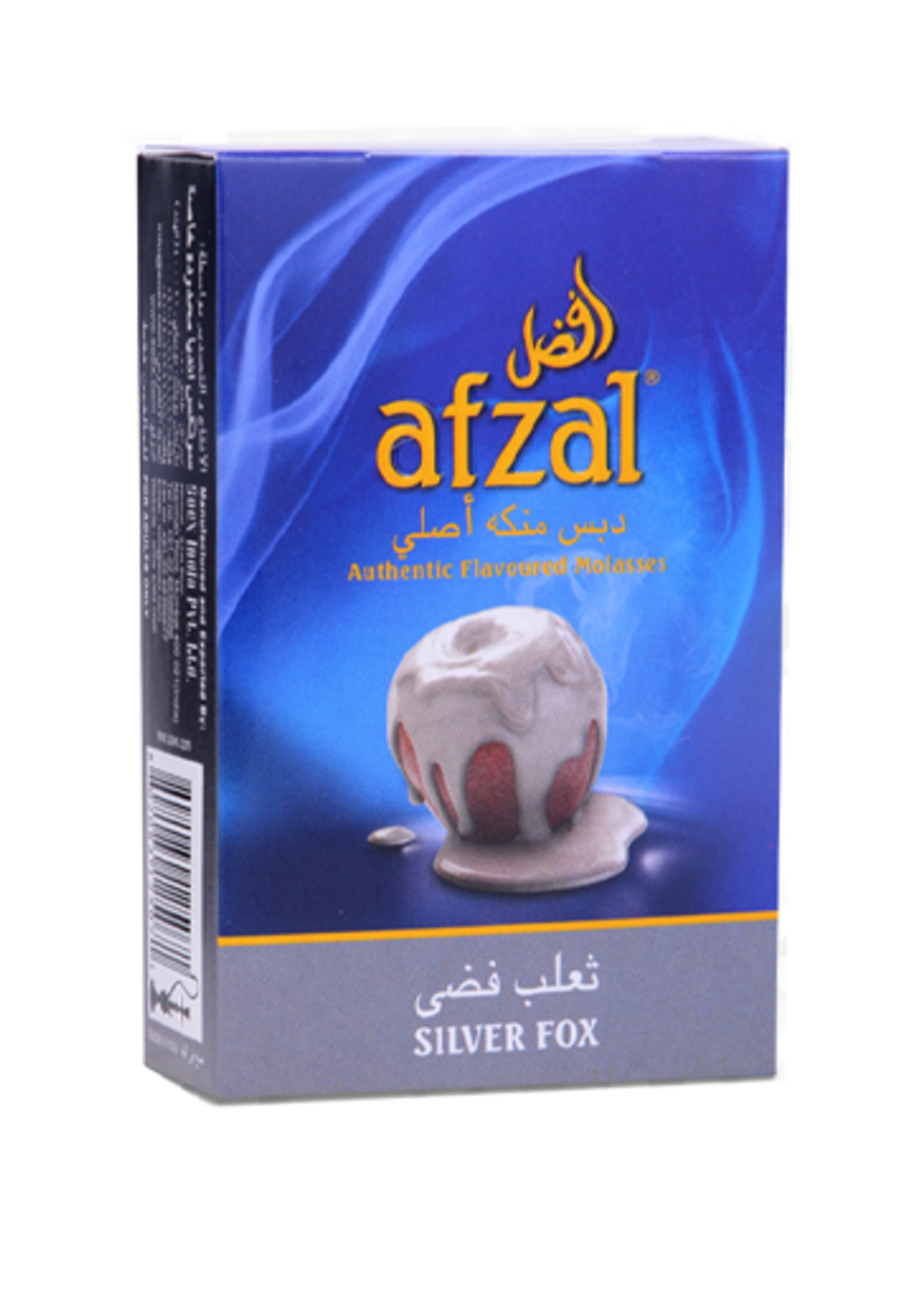 Afzal hubbly flavour - silver fox