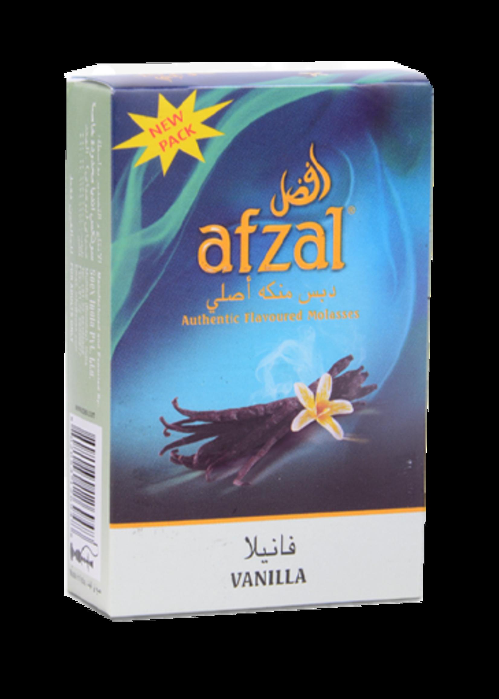 Afzal Hubbly Flavour - Vanilla