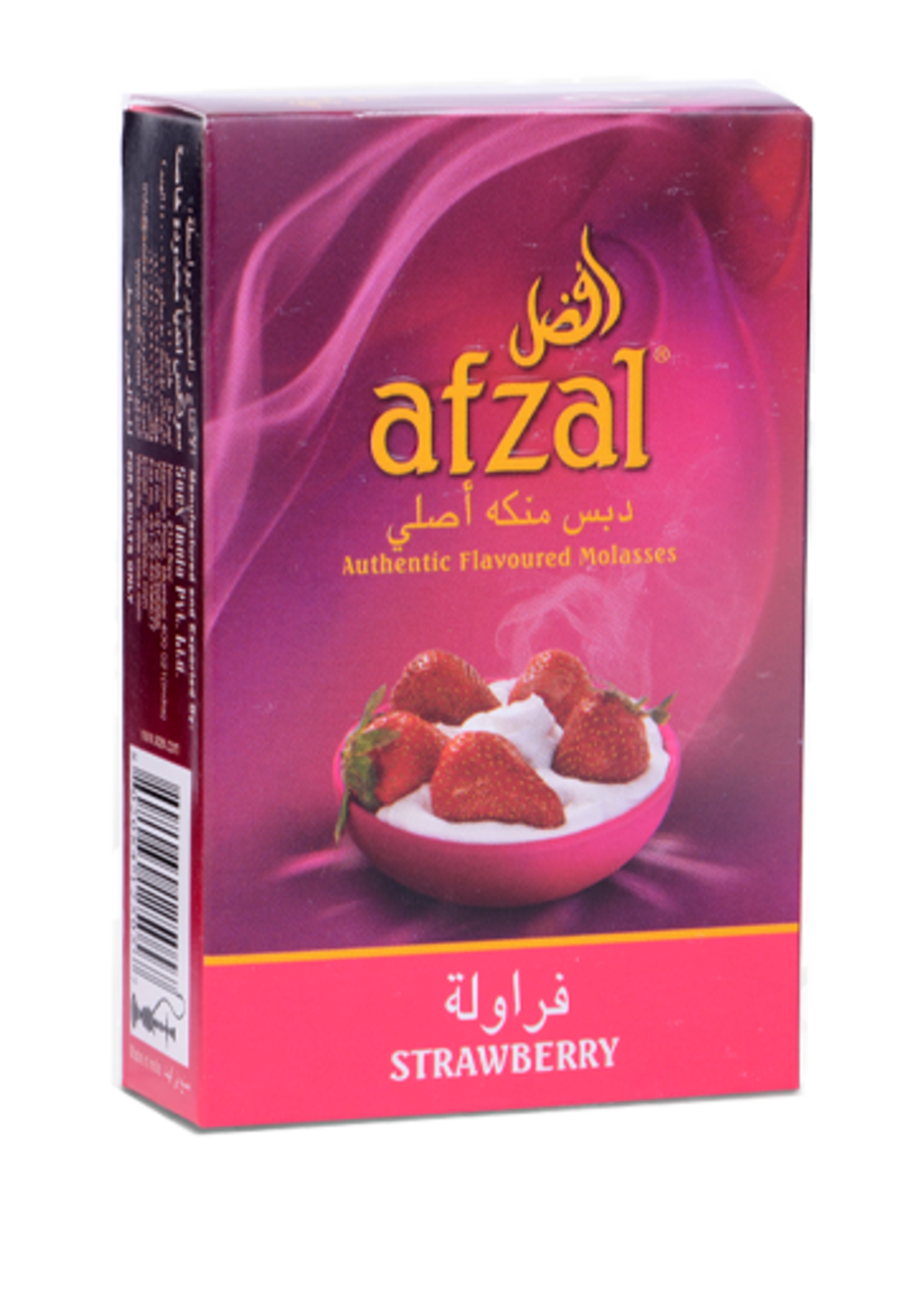 Afzal hubbly flavour - strawberry