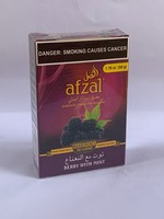 Afzal hubbly flavour - berry with mint