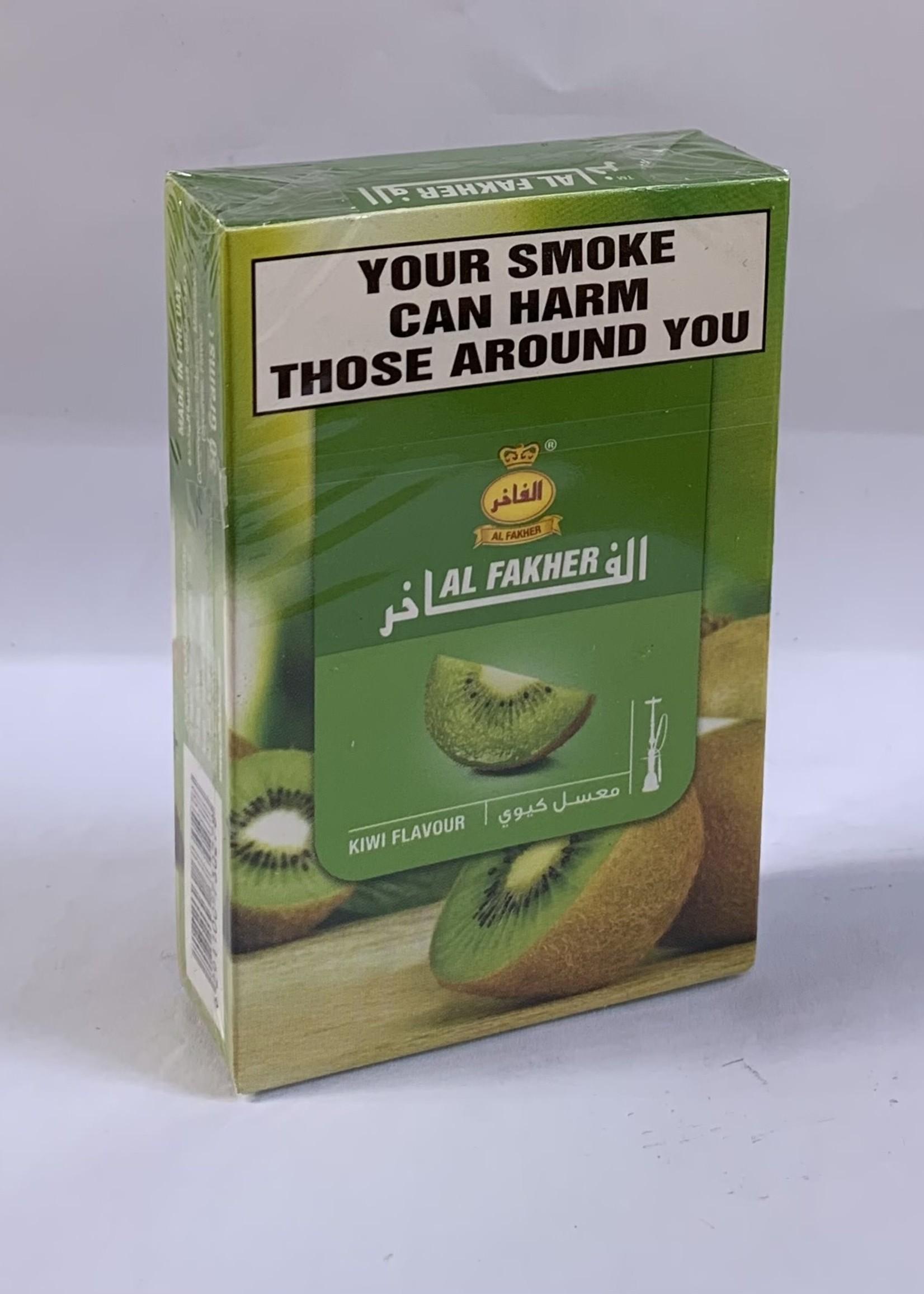 Al fakher hubbly flavour - kiwi