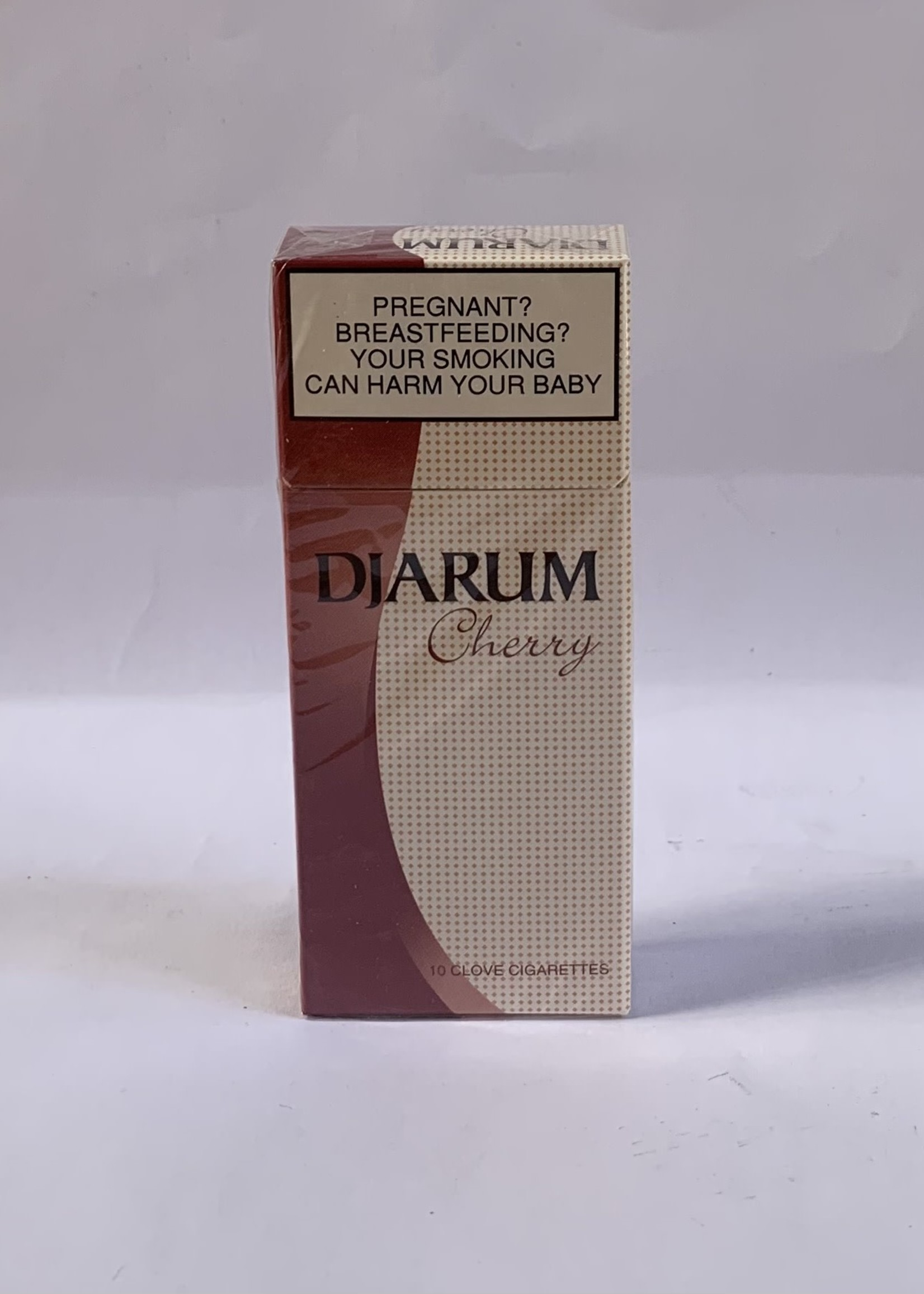 Djarum clove cigarettes - cherry