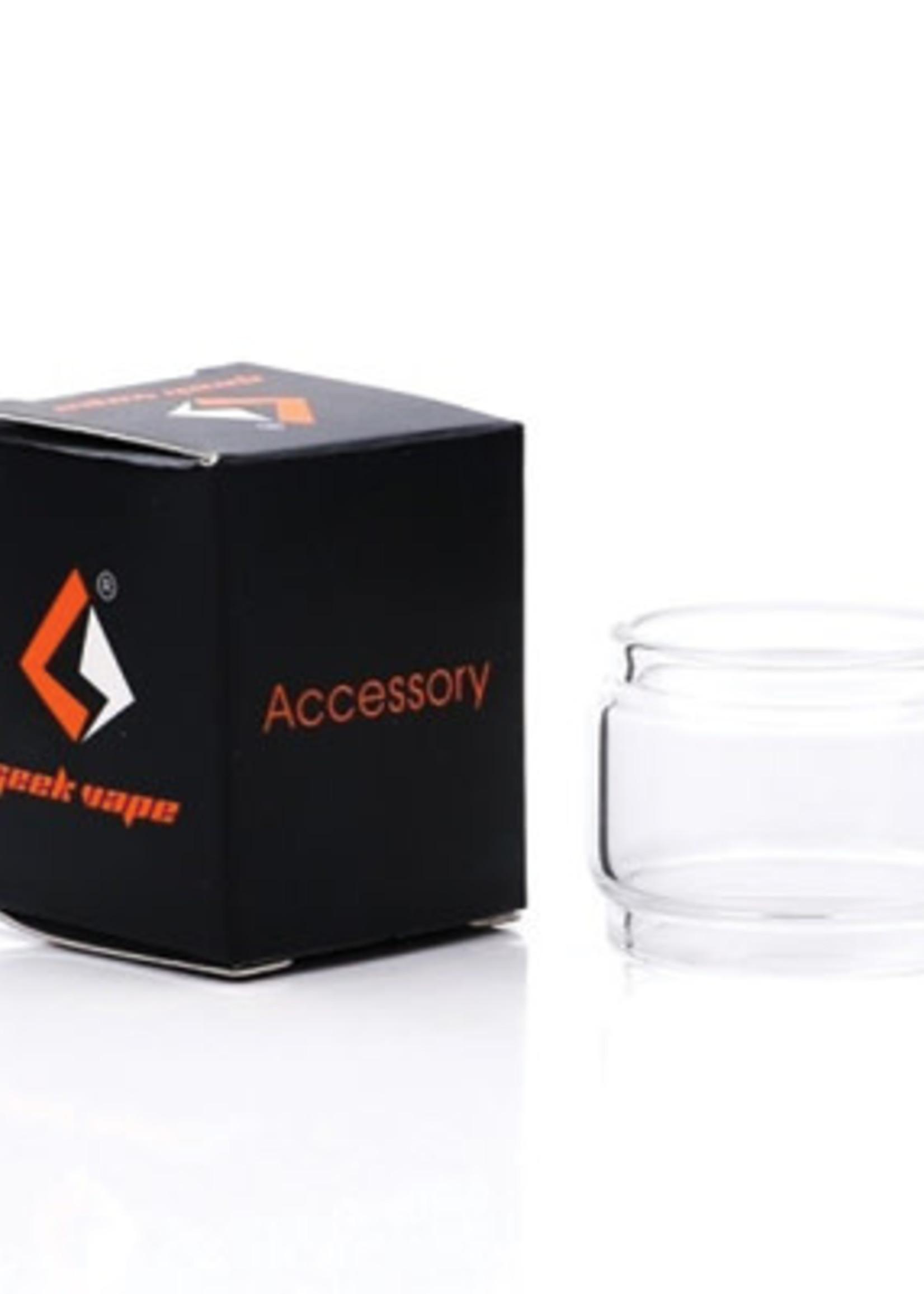 Geekvape Aegis solo cerberus - Bubble glass tube