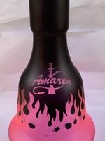 Base - Medium pink flames